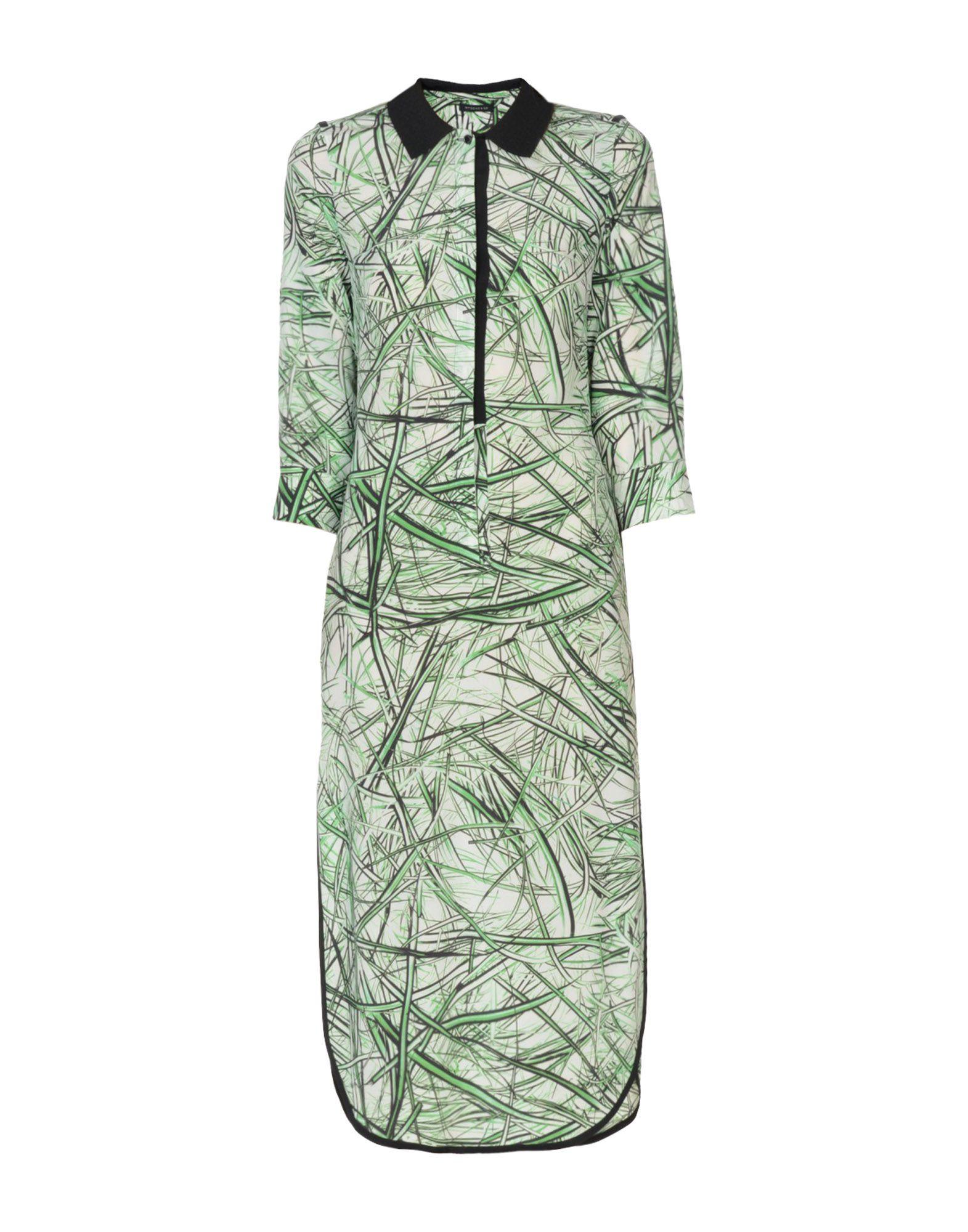 STRENESSE Платье длиной 3/4 bobi платье длиной 3 4