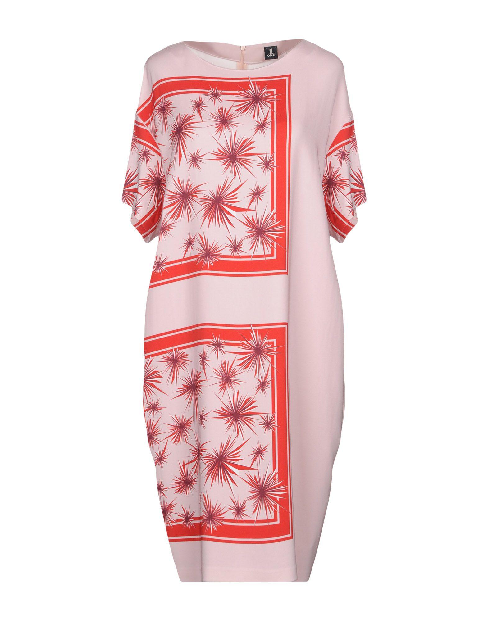 купить 1-ONE Платье до колена по цене 13650 рублей