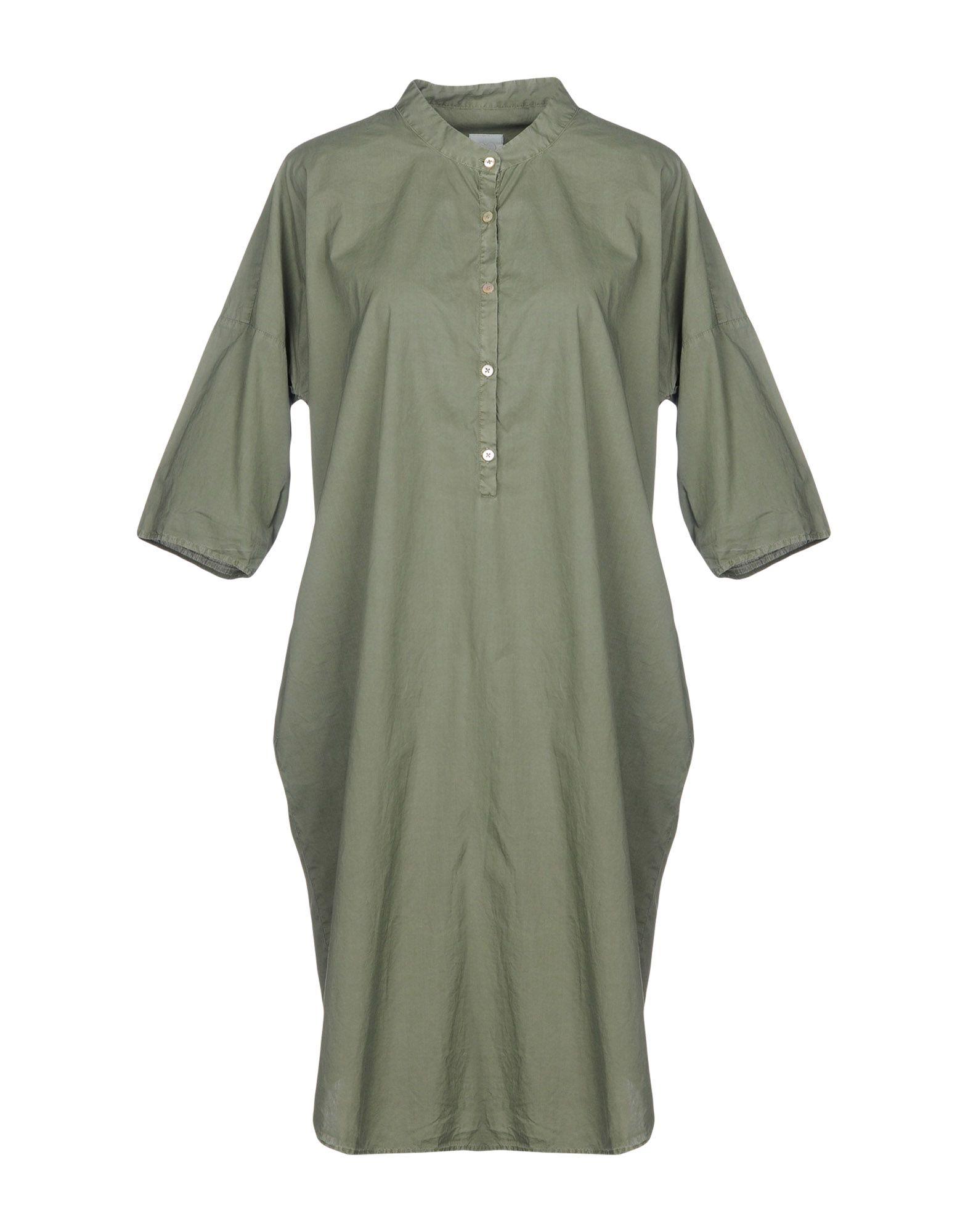 XACUS Платье до колена paolo casalini платье до колена
