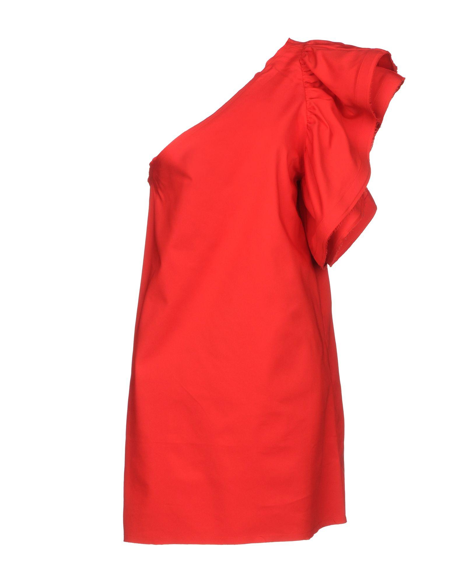 WEILI ZHENG Короткое платье