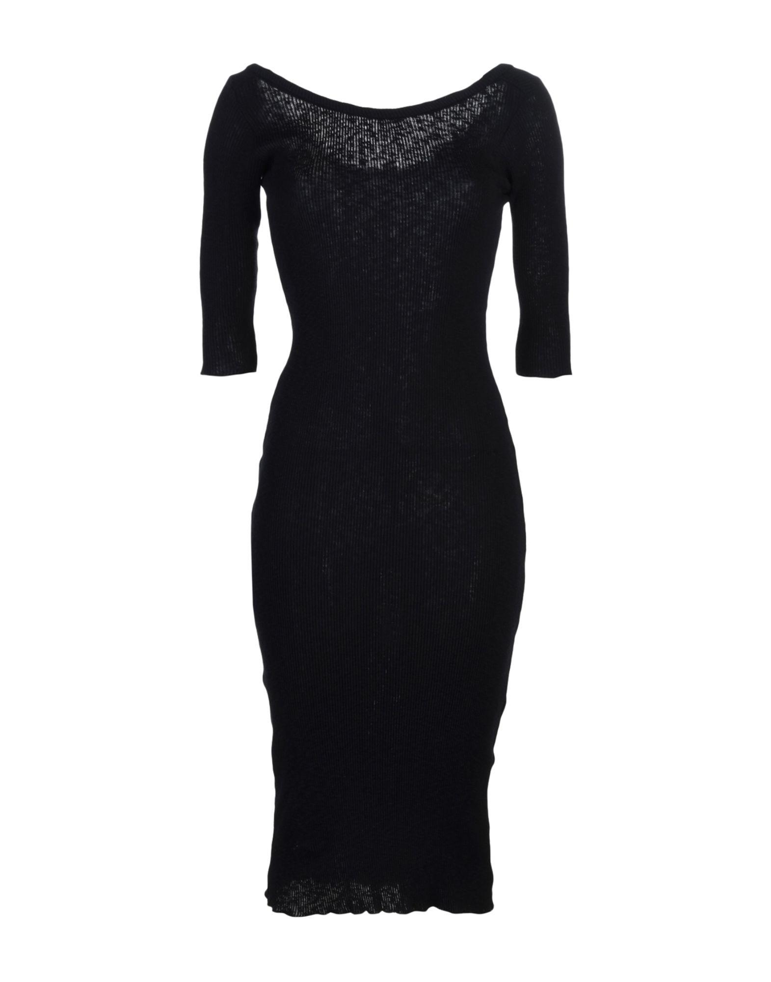 MAJE Платье длиной 3/4 lisa corti платье длиной 3 4