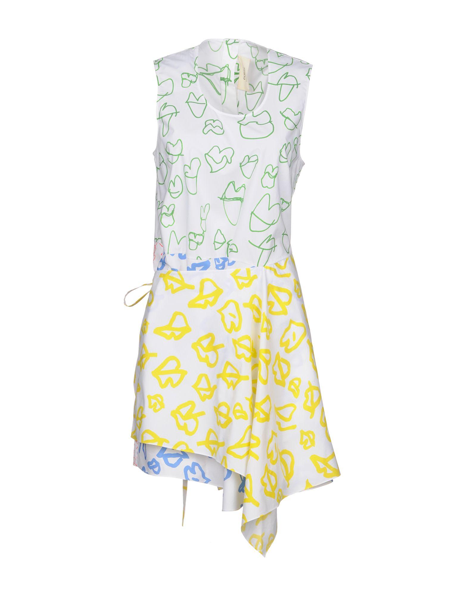 PORTS 1961 Короткое платье ветровка ports 1961 разноцветный