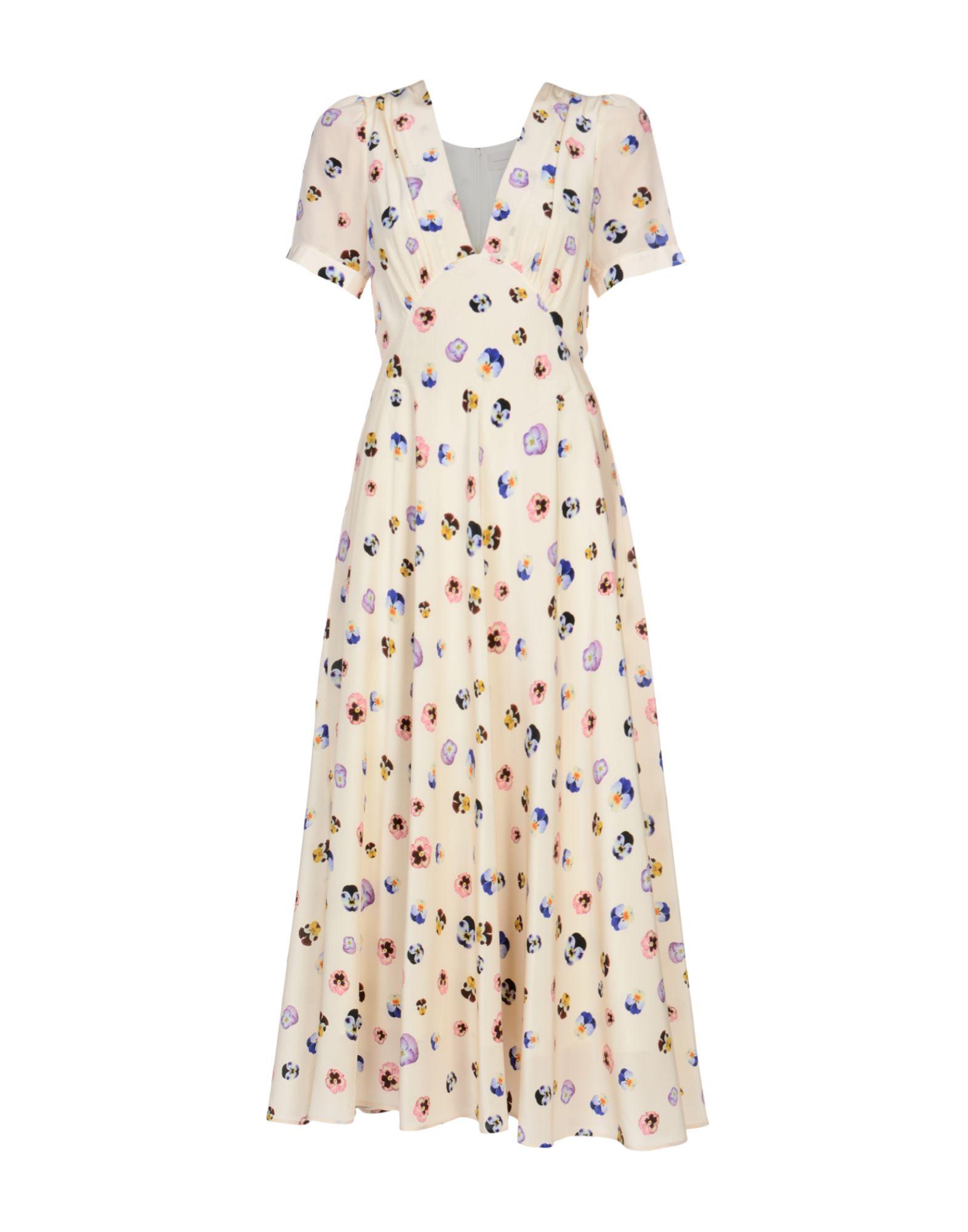 CHRISTOPHER KANE Длинное платье christopher kane платье длиной 3 4