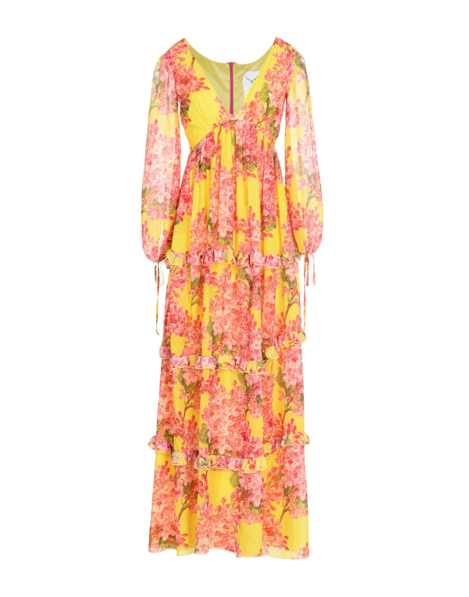 LEITMOTIV Длинное платье цена