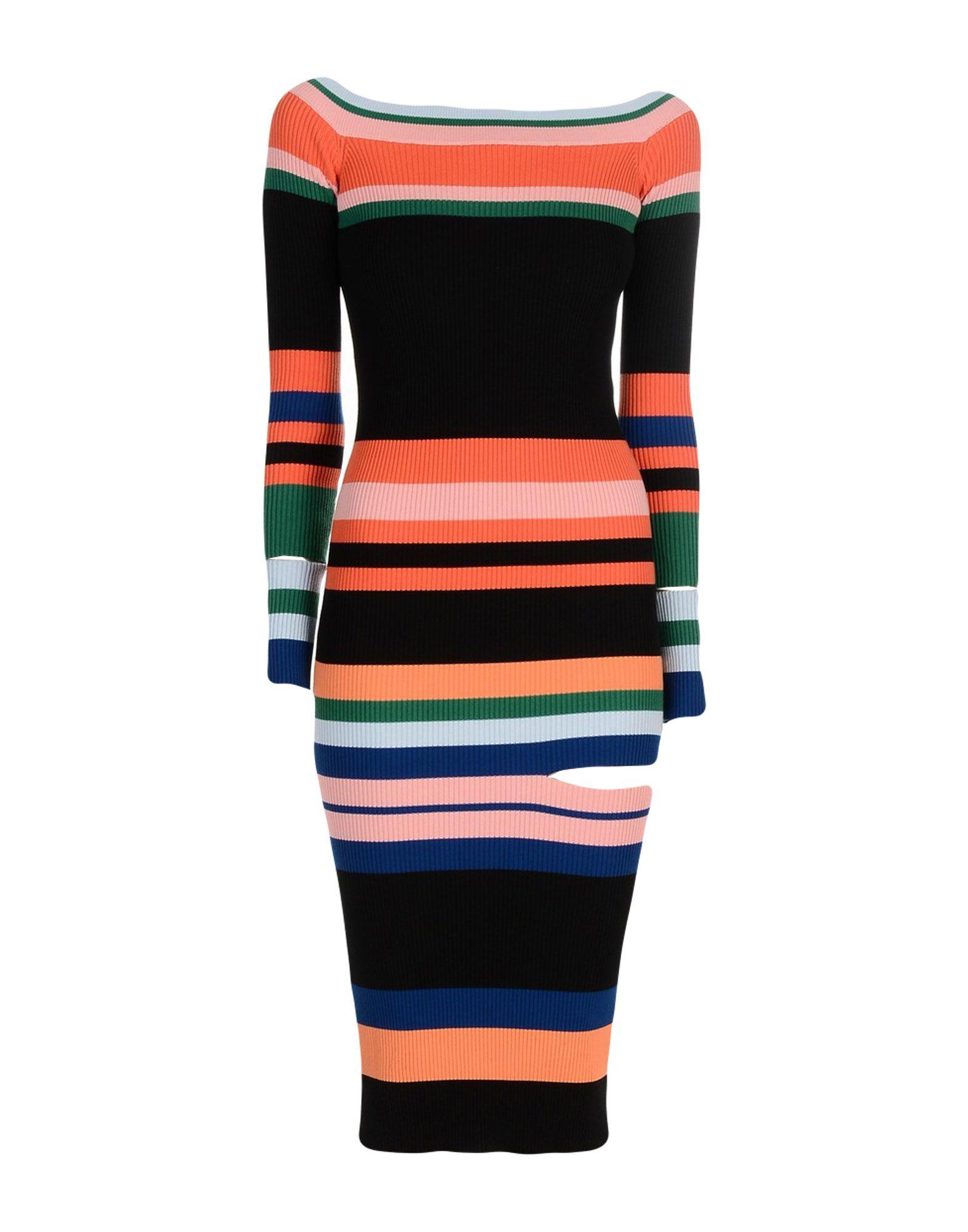 PORTS 1961 Платье длиной 3/4 ветровка ports 1961 разноцветный
