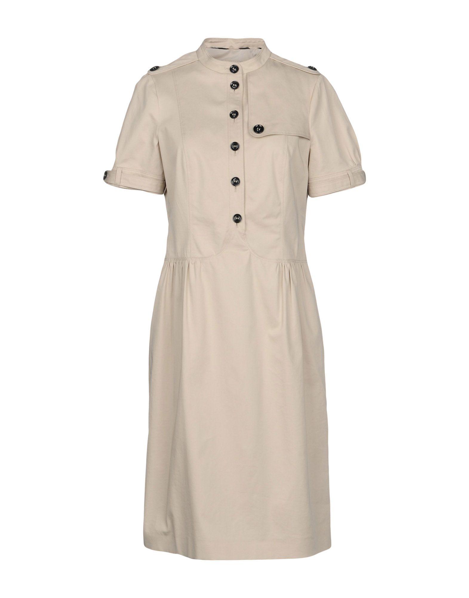 BURBERRY Платье до колена paolo casalini платье до колена