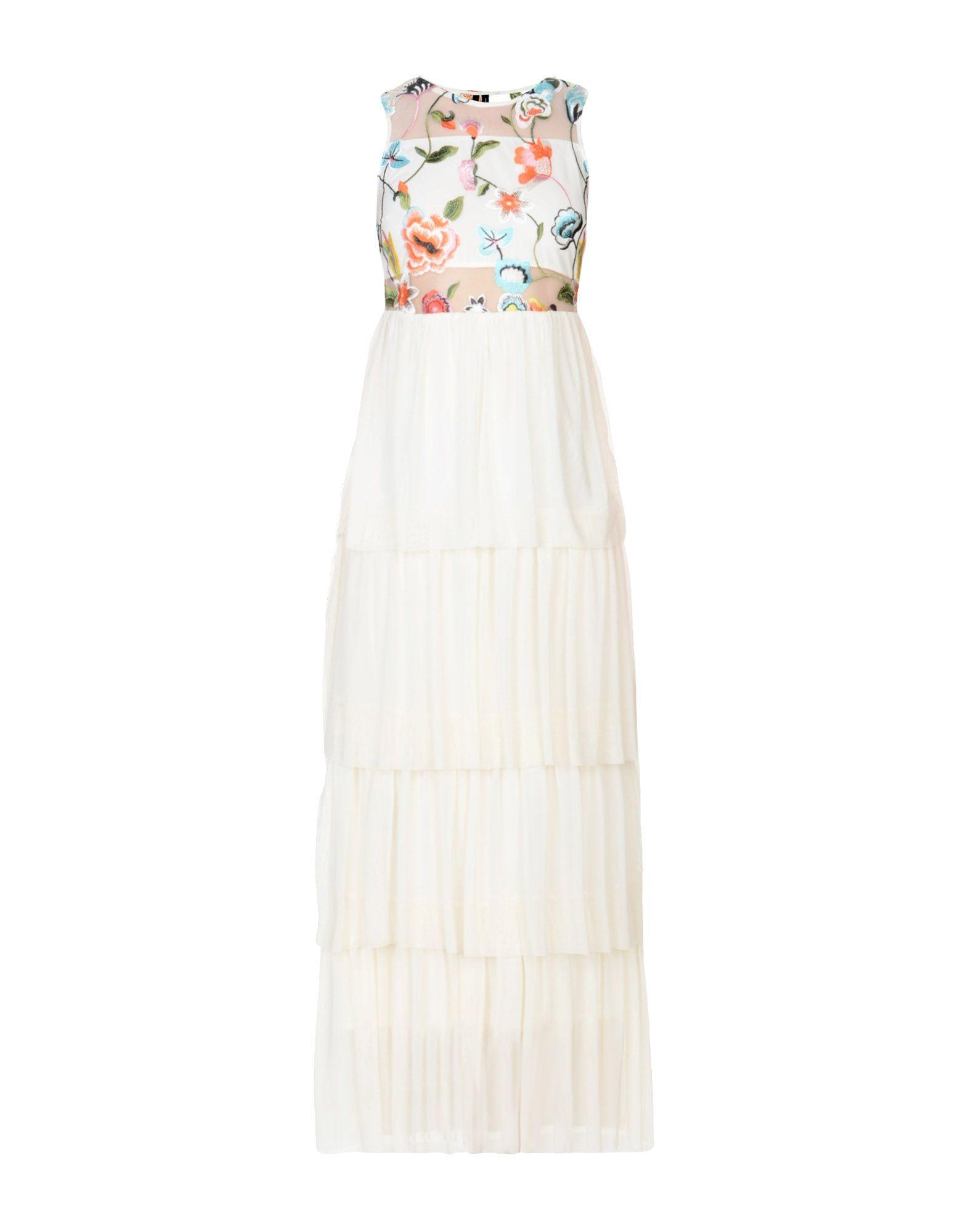 VERO MODA Длинное платье платье vero moda vero moda ve389ewbdzr5