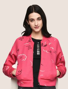 ARMANI EXCHANGE Blouson Jacket Woman a