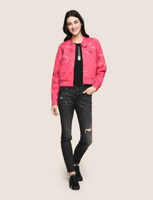 ARMANI EXCHANGE Blouson Jacket Woman d