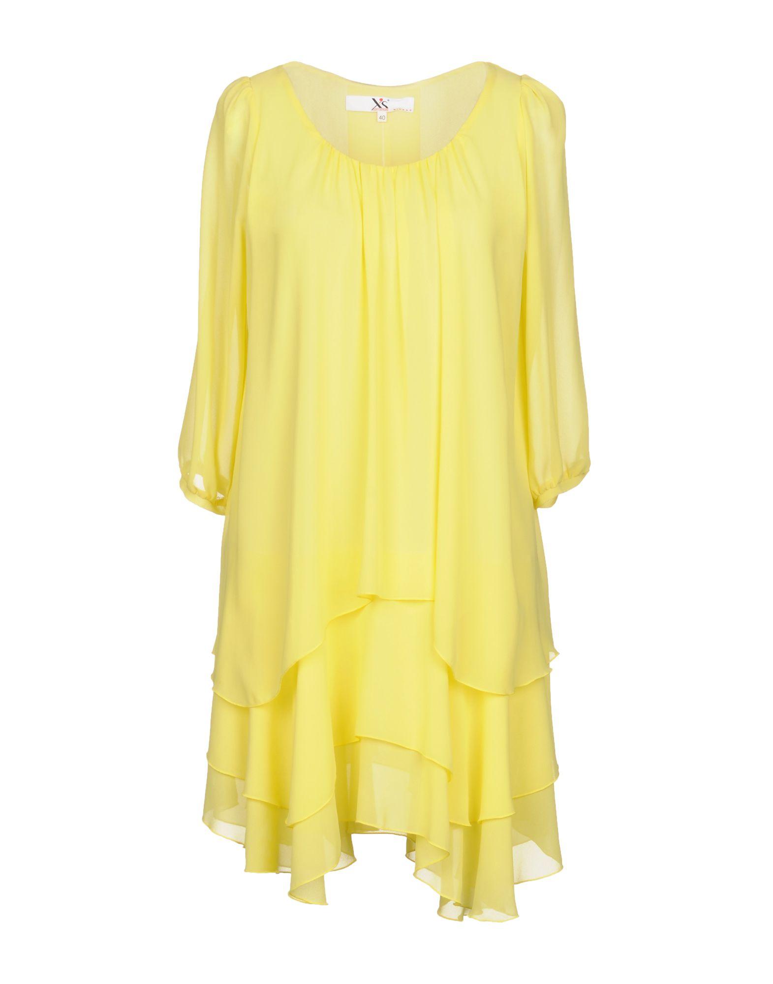 X'S MILANO Короткое платье все цены