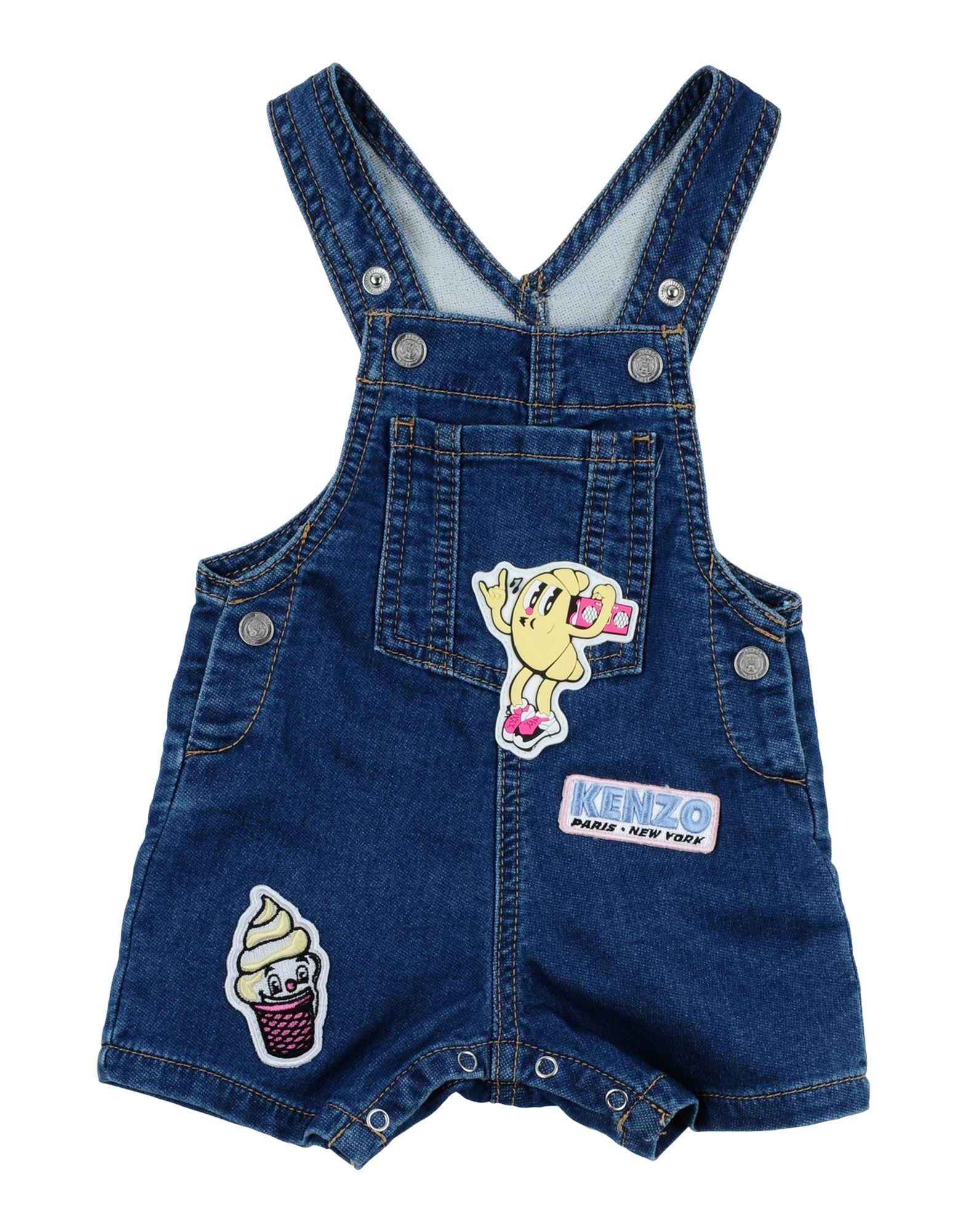 KENZO   KENZO Baby overalls 34836101   Goxip