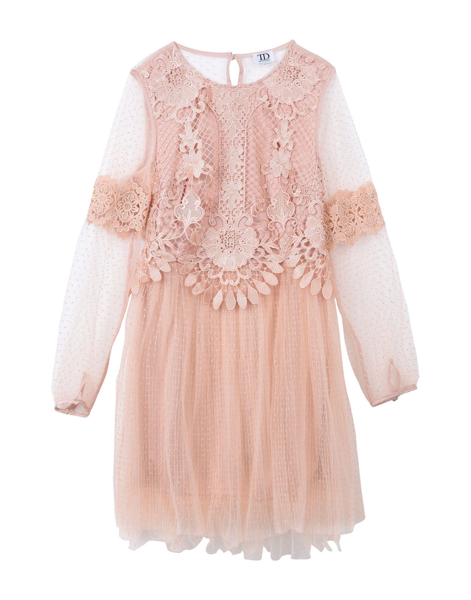 TD TRUE DECADENCE Короткое платье original lb050wq02 td03 display td 03 lb050wq2