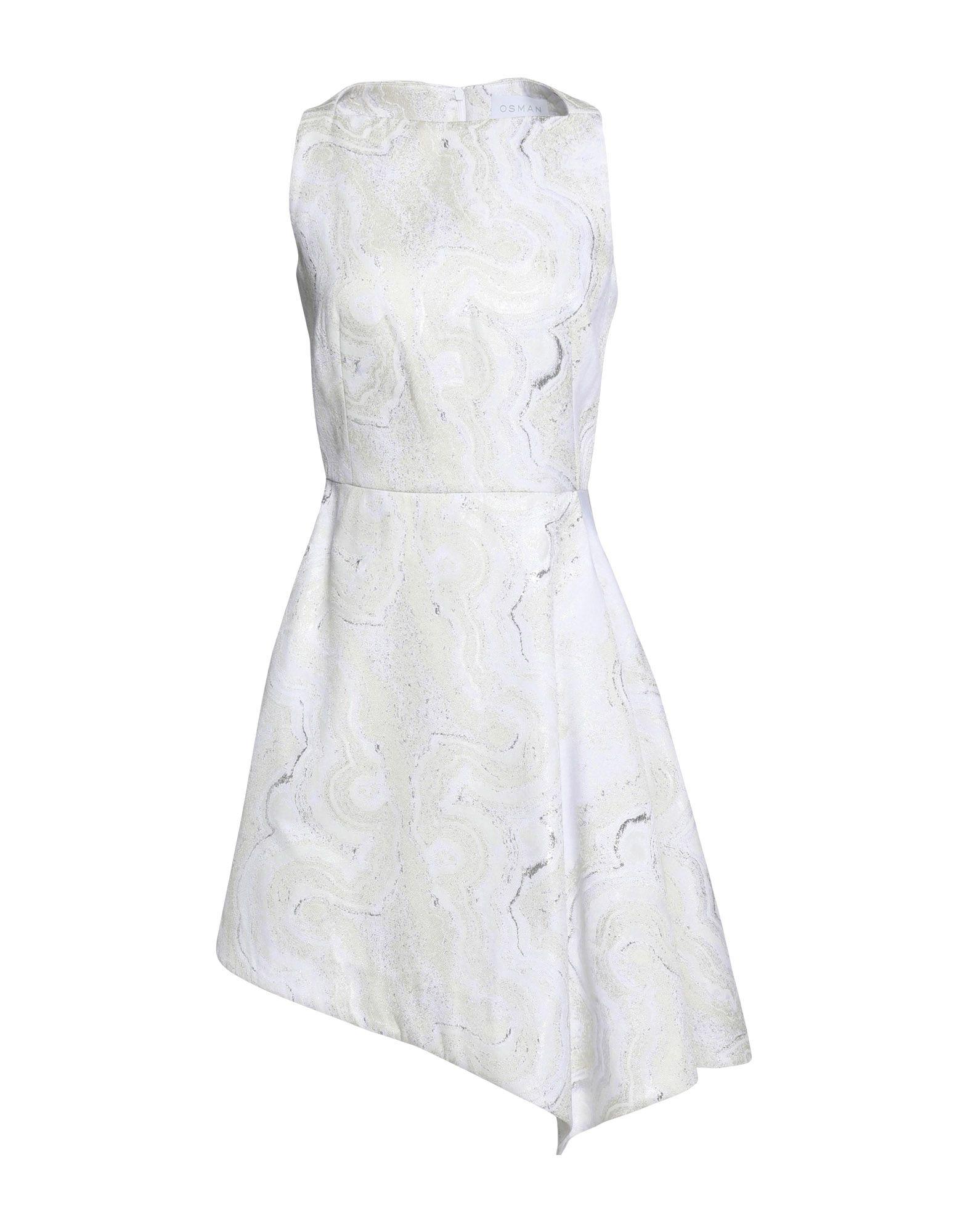 OSMAN Короткое платье osman короткое платье