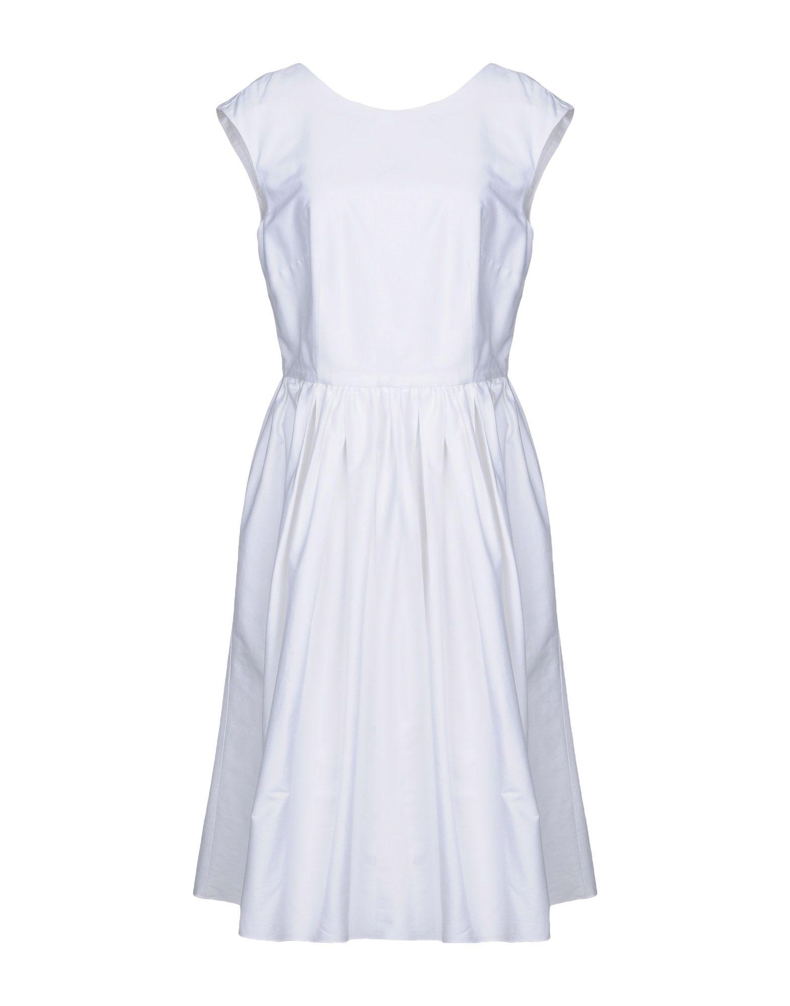 BLANCA LUZ Платье до колена gallina blanca суп для варки gallina blanca крем суп грибной по итальянски 45г