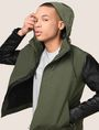 ARMANI EXCHANGE CONTRAST SLEEVE HOODED JACKET Jacket Man a