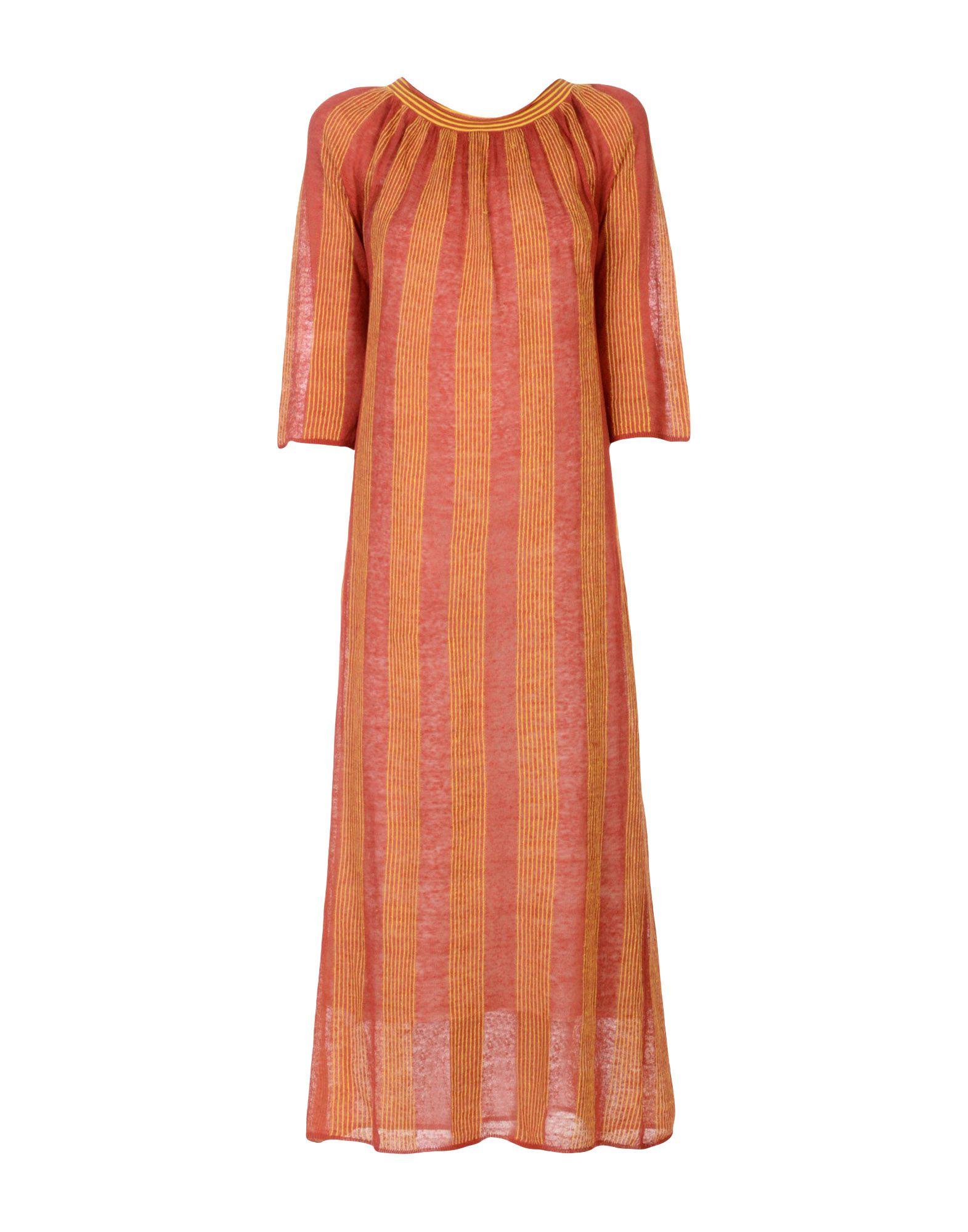 STEFANEL Длинное платье платье stefanel jv051d f1287 900
