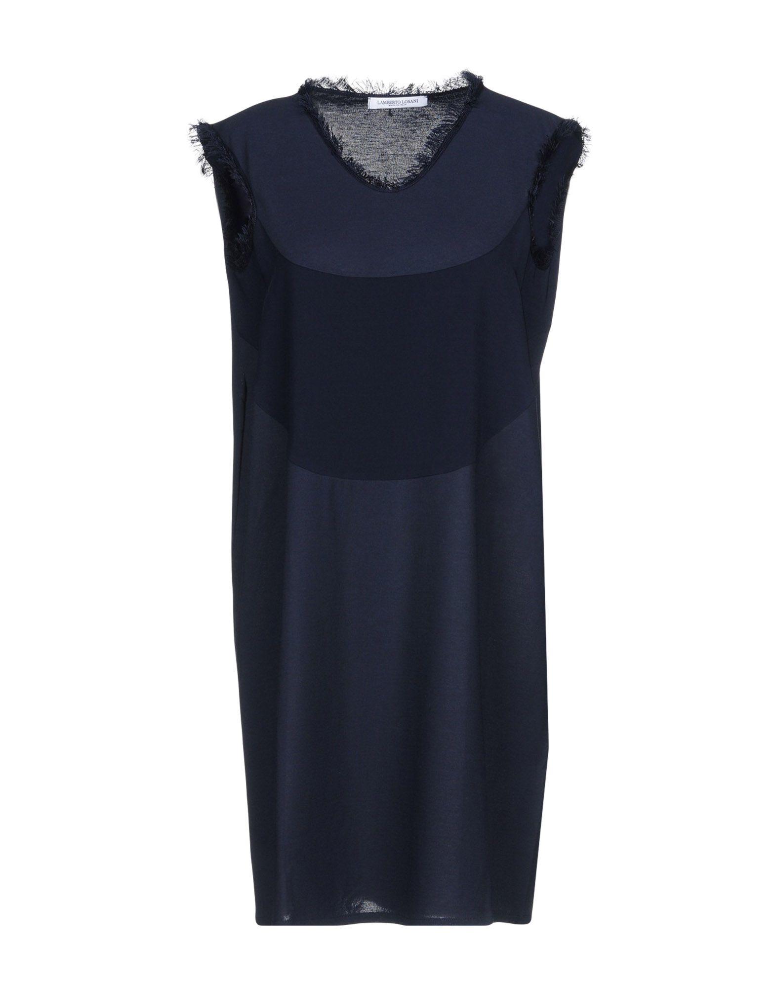 LAMBERTO LOSANI Короткое платье