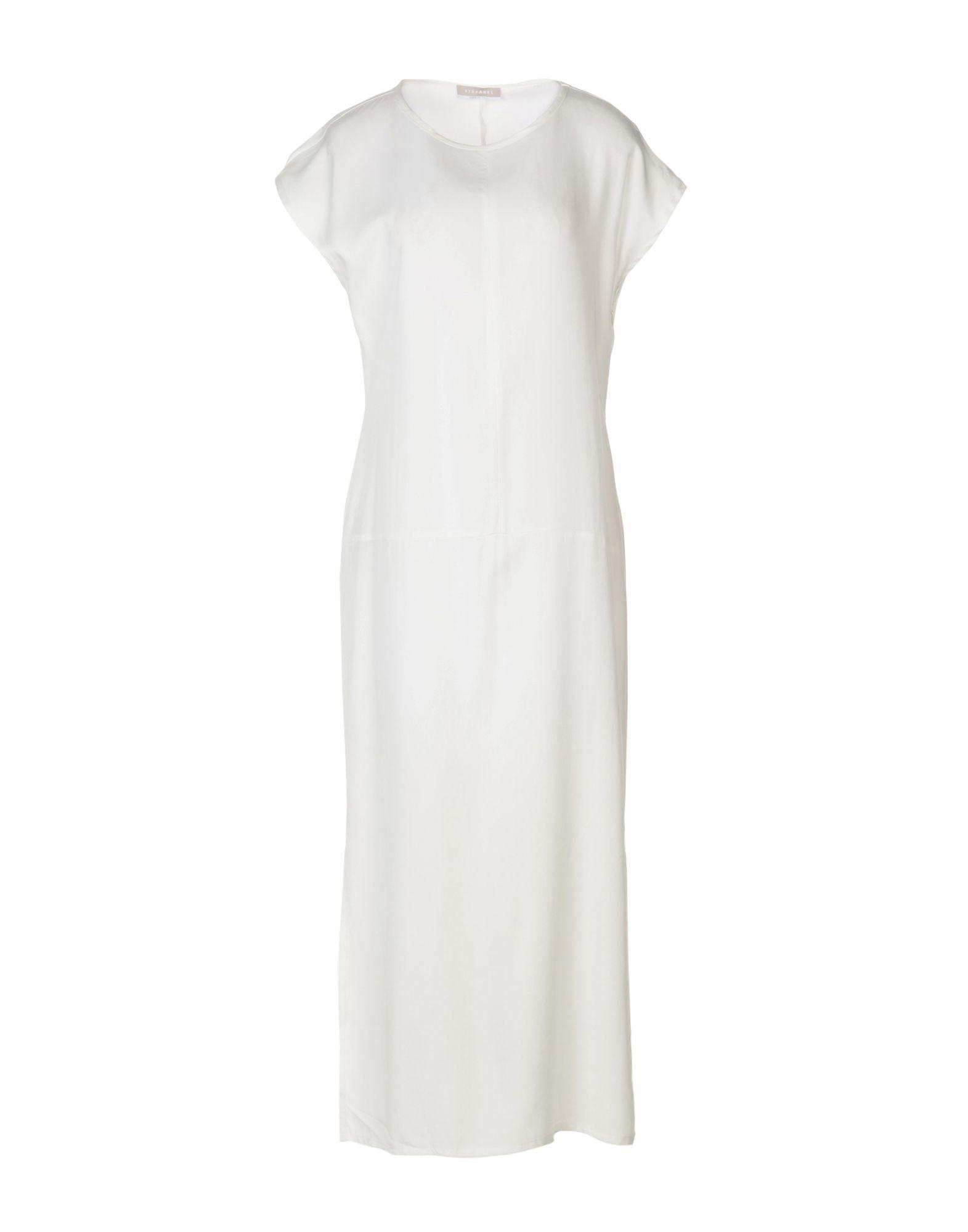 STEFANEL Платье длиной 3/4 lisa corti платье длиной 3 4