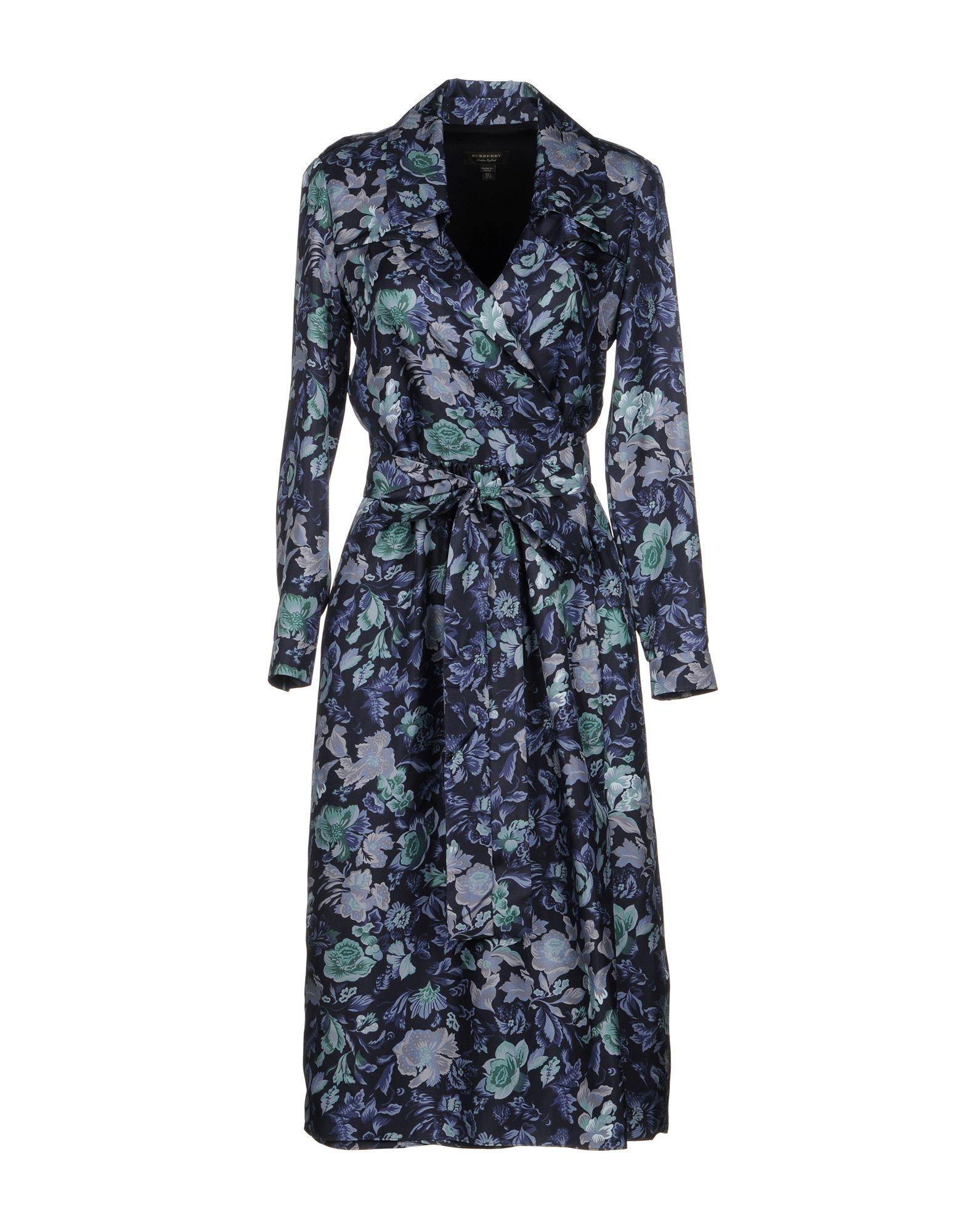 BURBERRY Платье длиной 3/4 lisa corti платье длиной 3 4