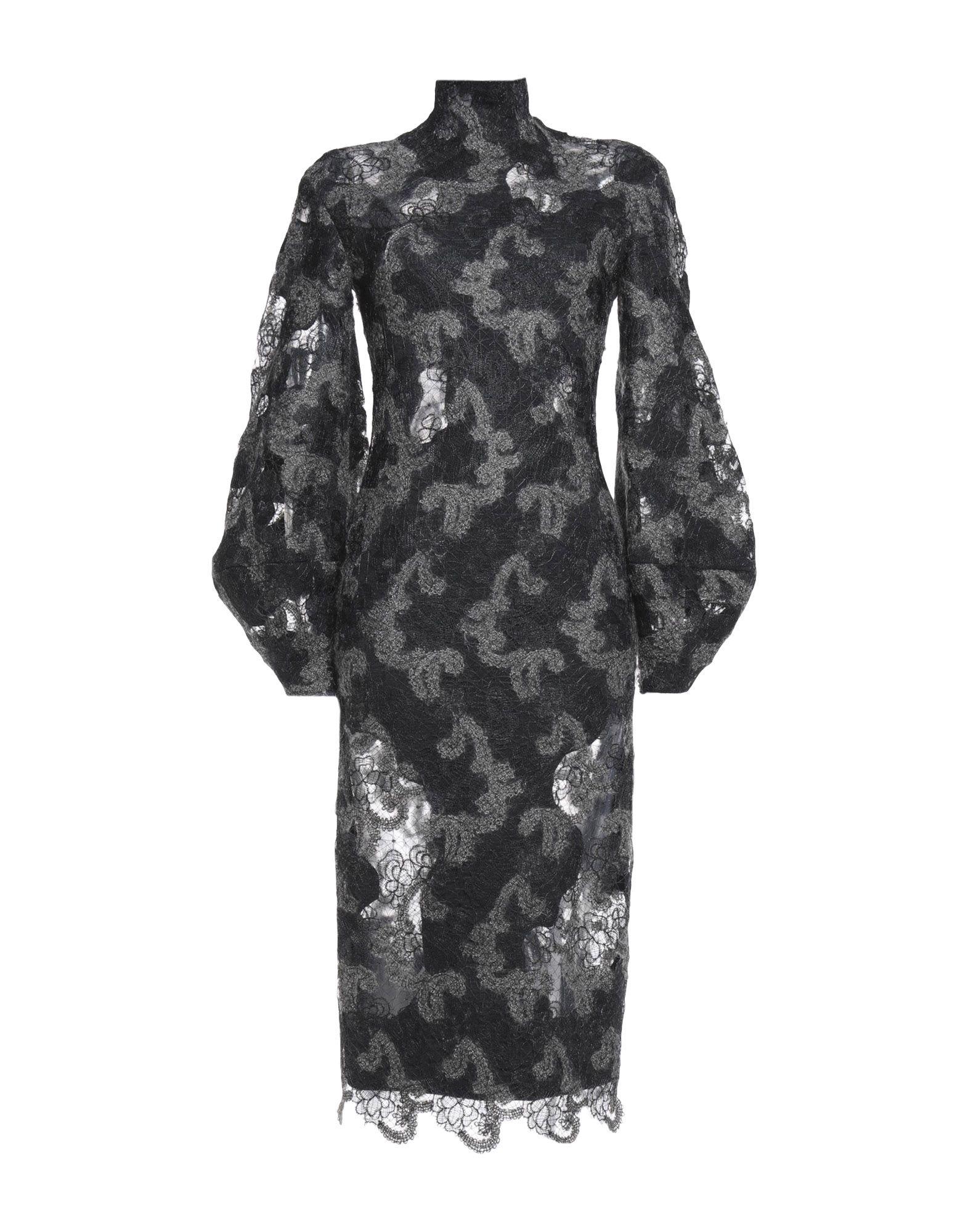 DONNA KARAN Платье длиной 3/4 donna karan платье длиной 3 4