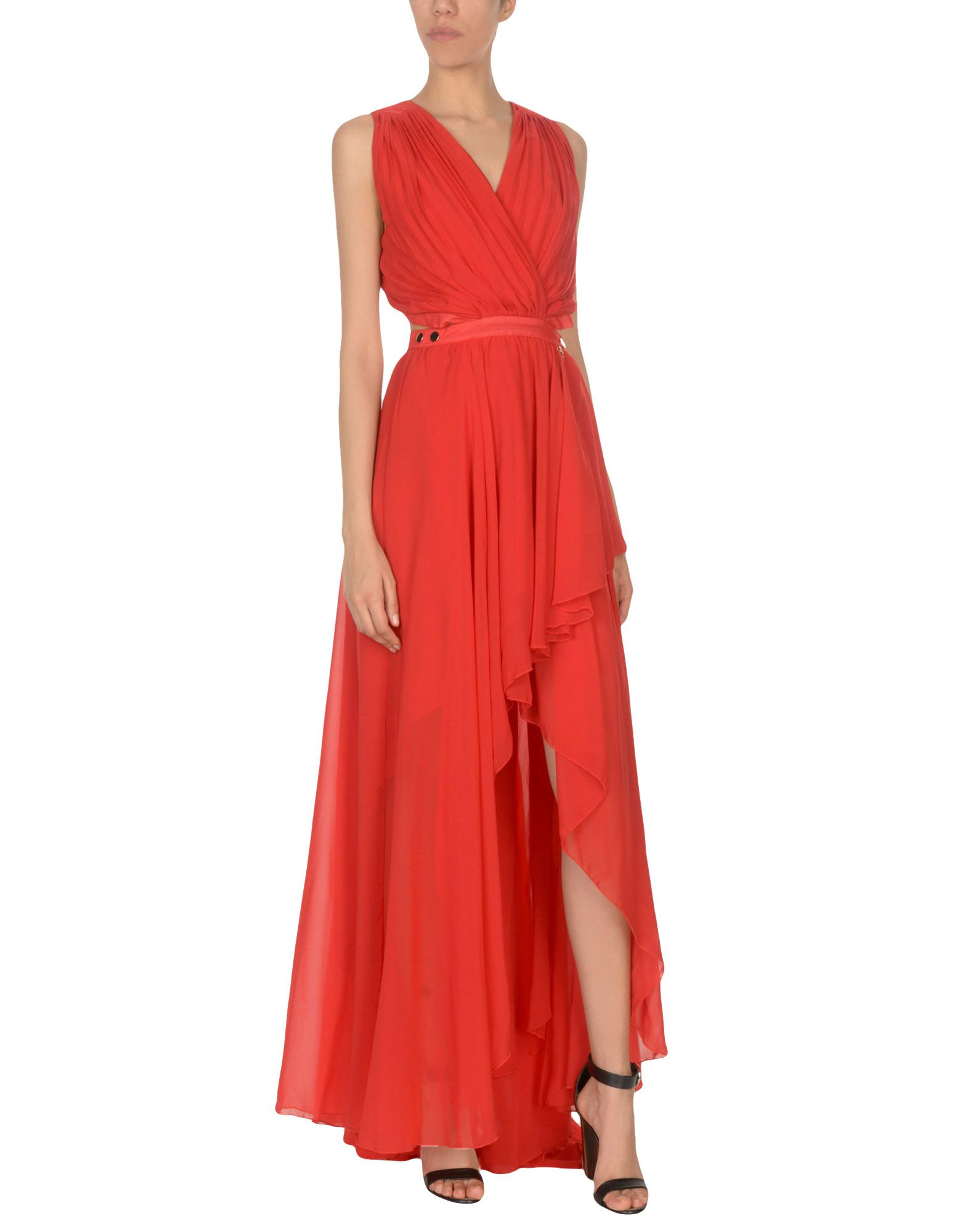MANGANO Платье длиной 3/4 tenax платье длиной 3 4