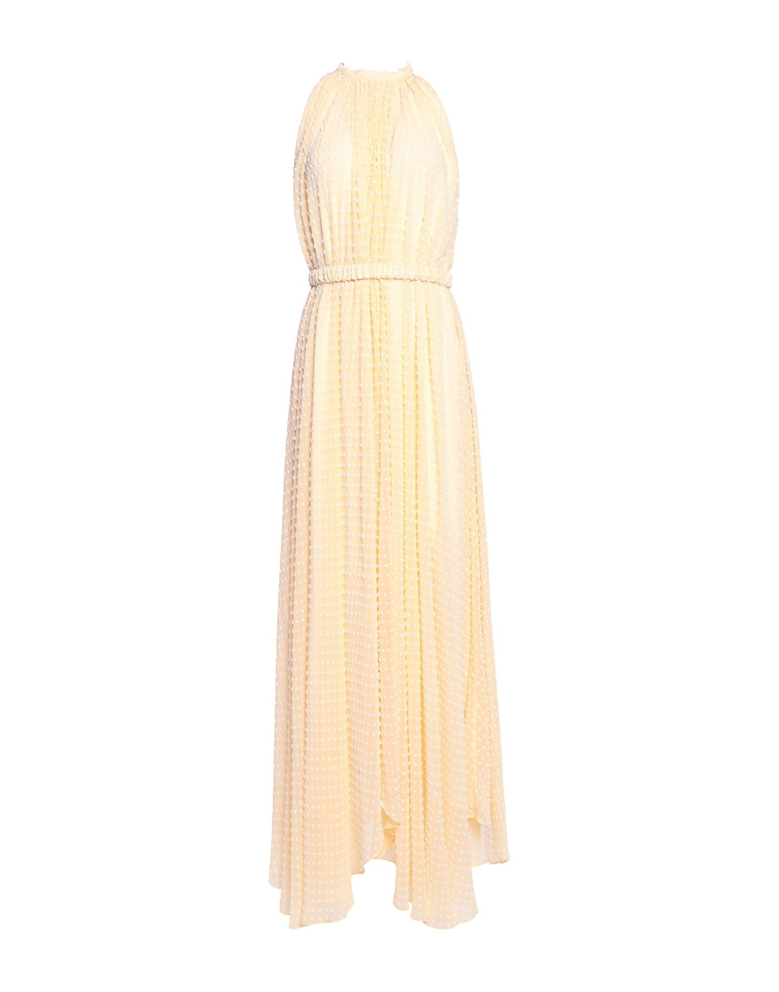 SALONI Длинное платье saloni платье katie