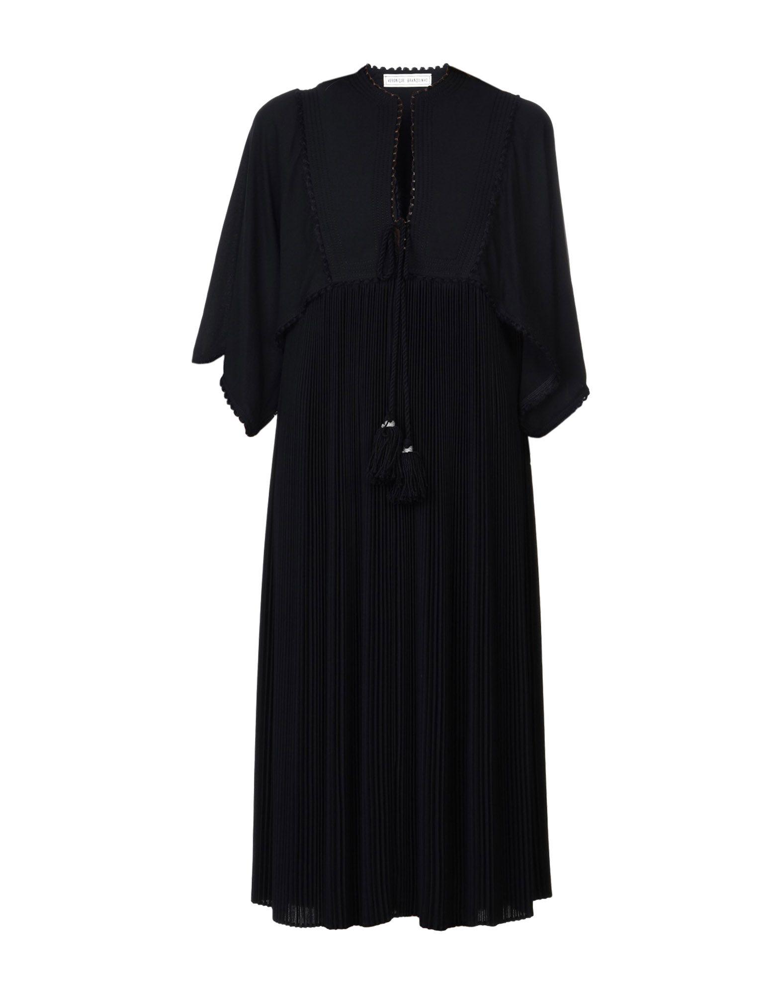 VERONIQUE BRANQUINHO Платье длиной 3/4 veronique branquinho полусапоги и высокие ботинки page 3