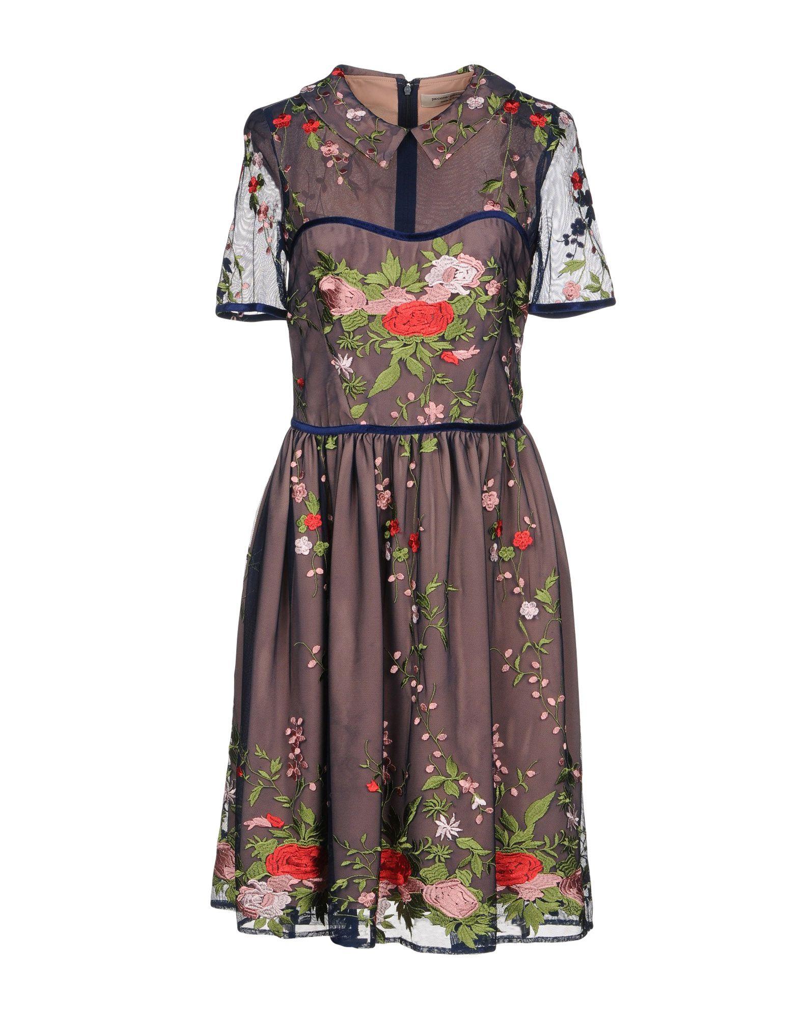 PICCIONE.PICCIONE Короткое платье