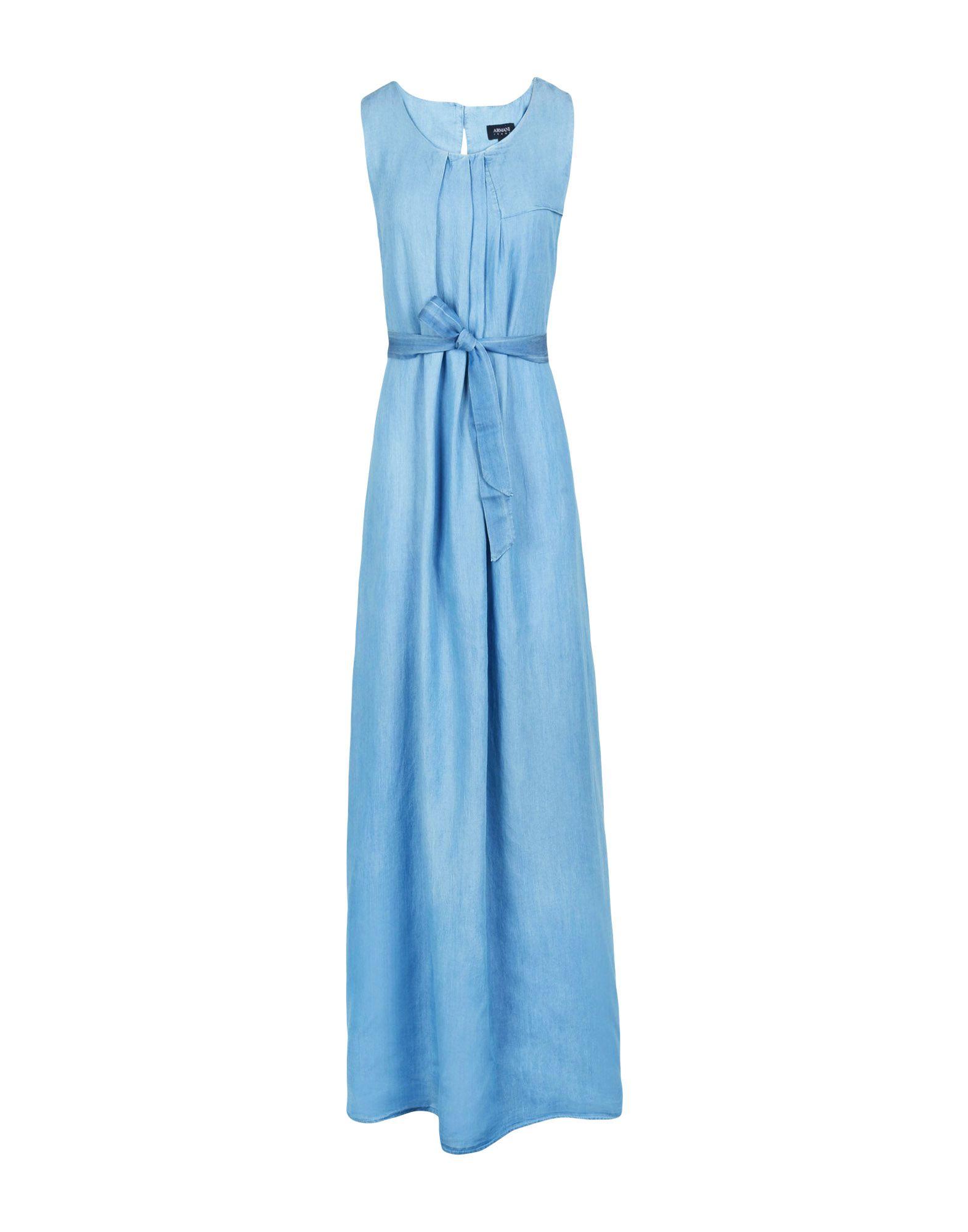 ARMANI JEANS Длинное платье платье armani jeans 6y5a11 5n2bz 1200