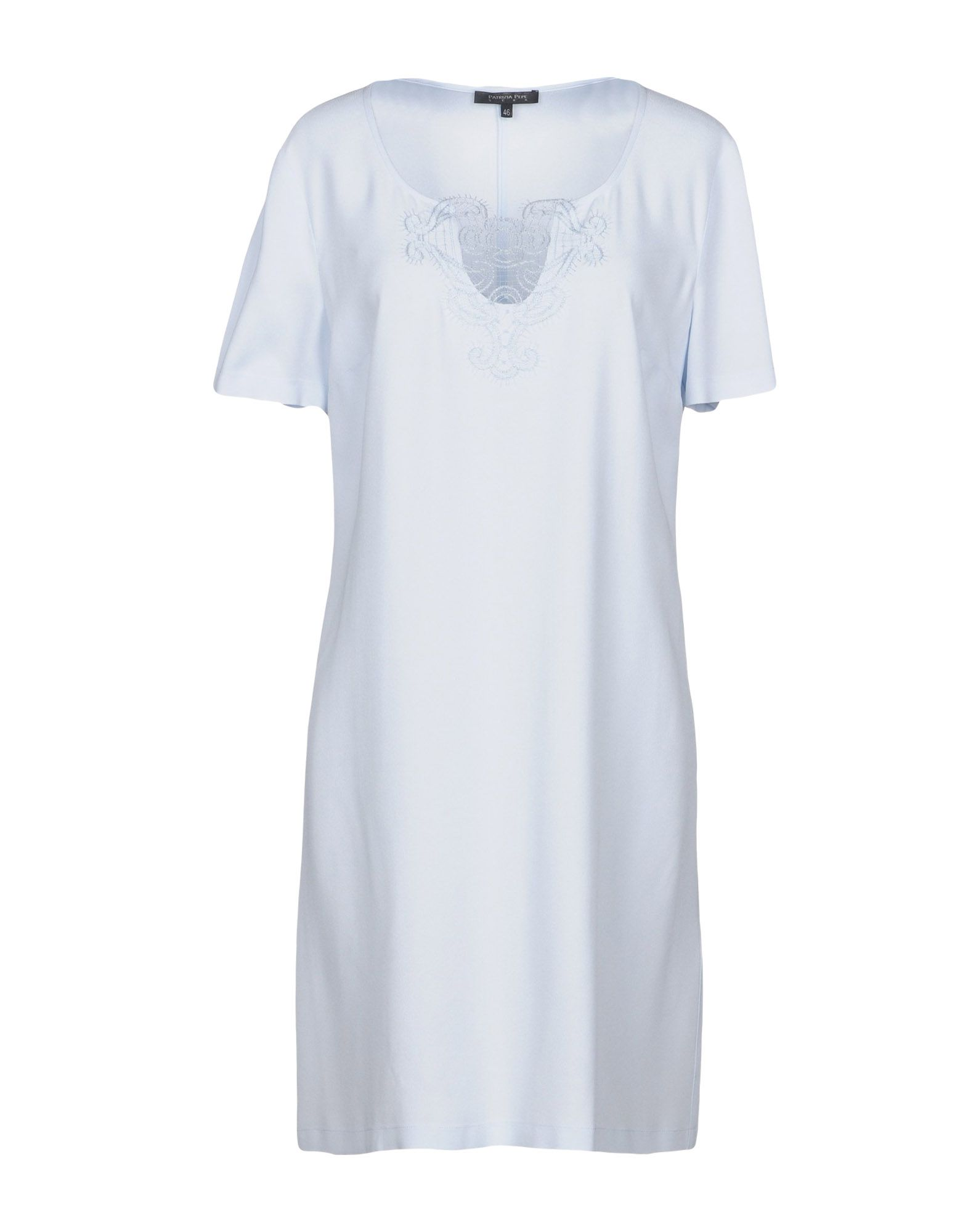 PATRIZIA PEPE Короткое платье платье patrizia pepe patrizia pepe pa748ewptm91