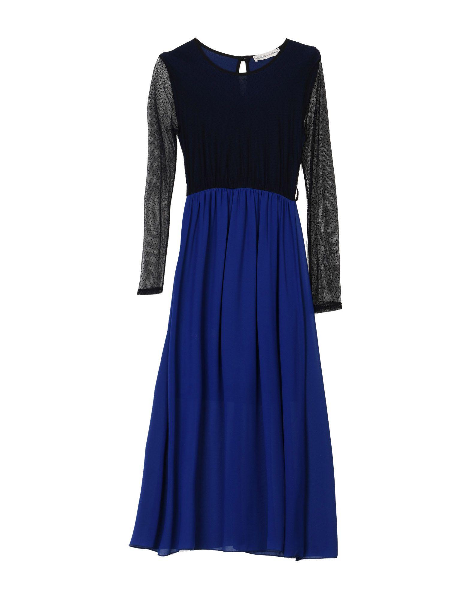 BOUTIQUE de la FEMME Платье длиной 3/4 рогинский в борьба за скандинавию международные отношения на севере европы в эпоху наполеоновских войн 1805 1815