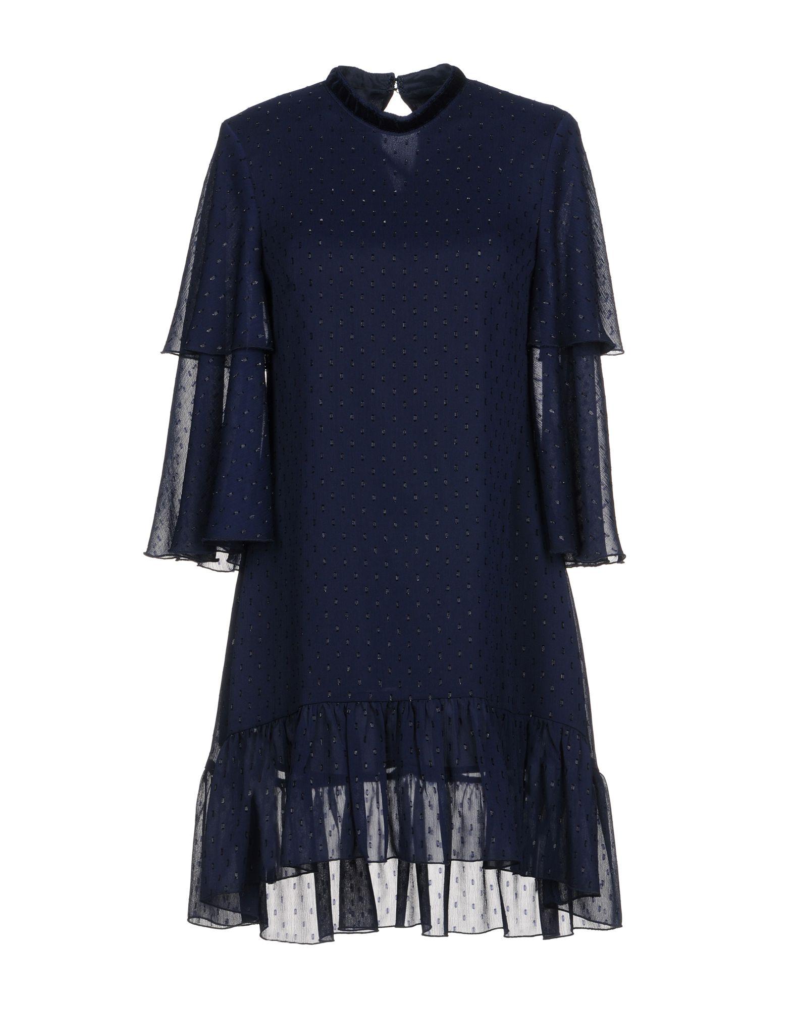 TENAX Короткое платье tenax юбка длиной 3 4