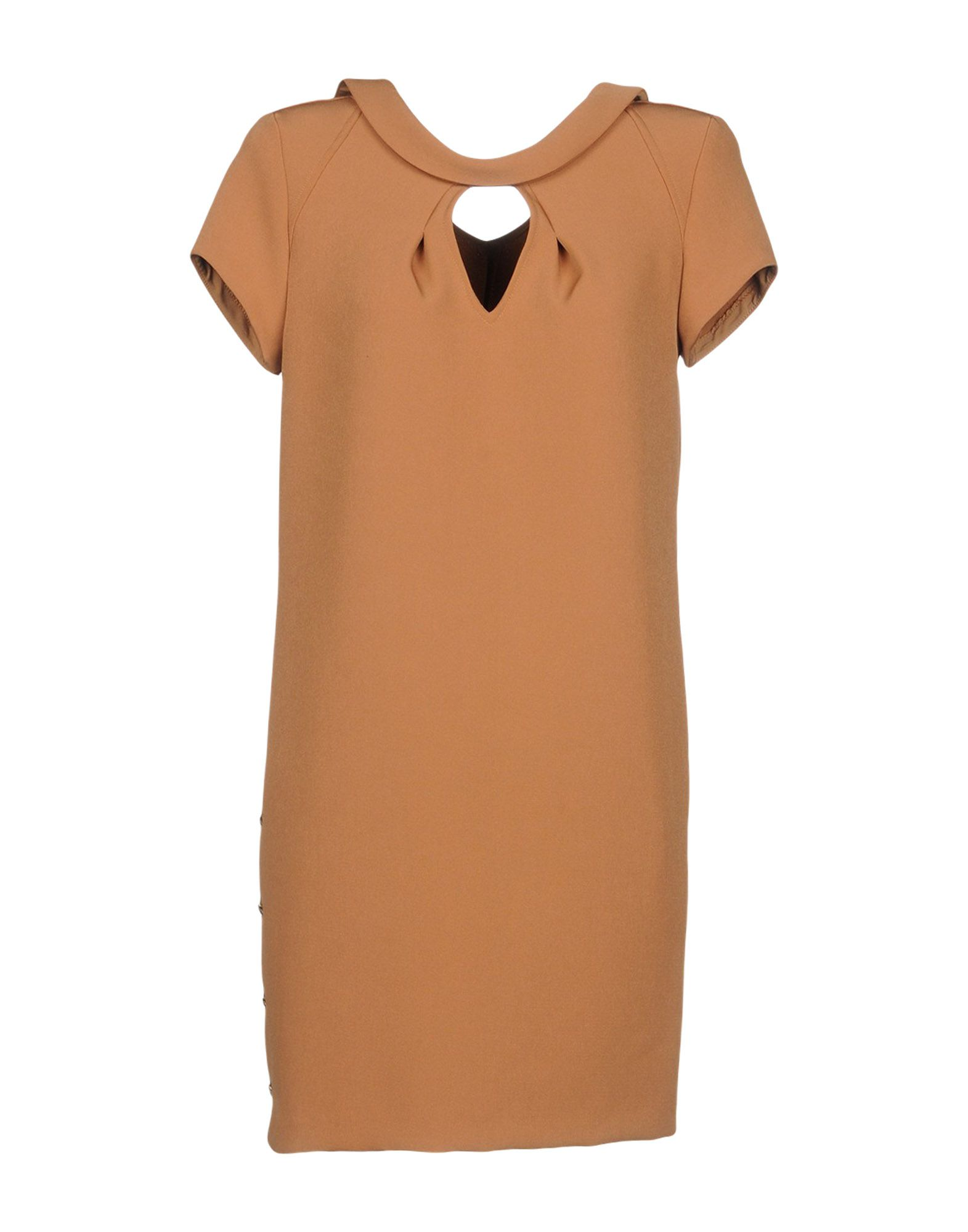 ATOS LOMBARDINI Короткое платье цена 2017