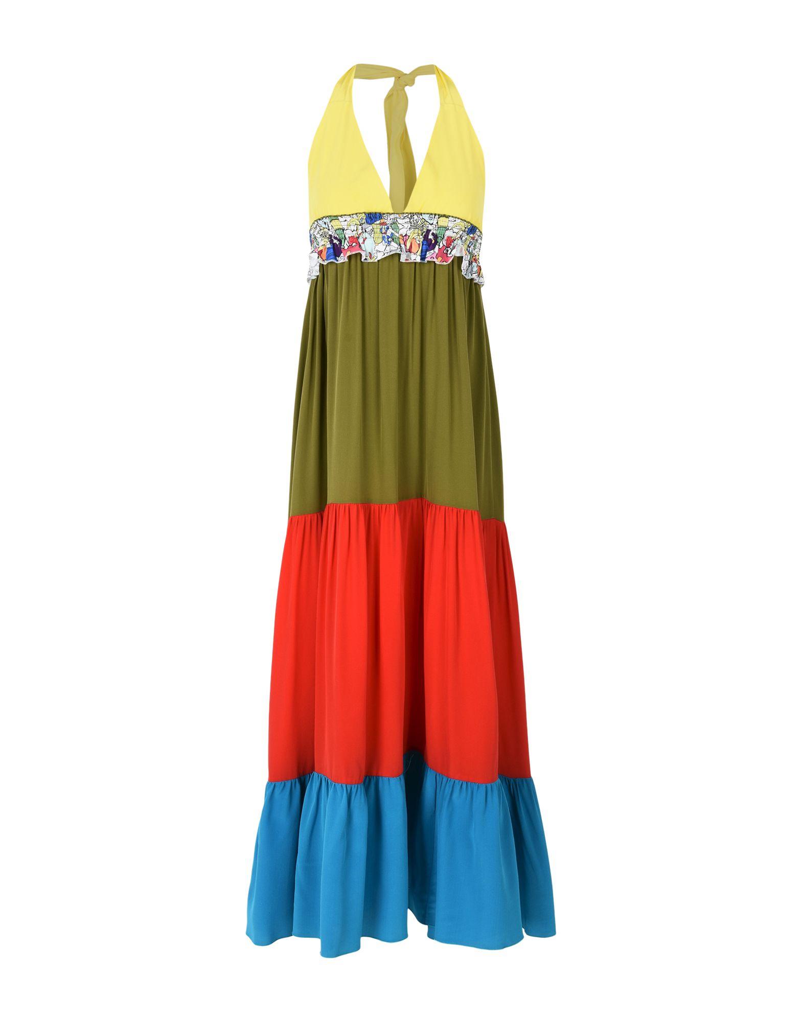 ULTRA'CHIC Длинное платье длинное платье в восточном стиле tasha martens