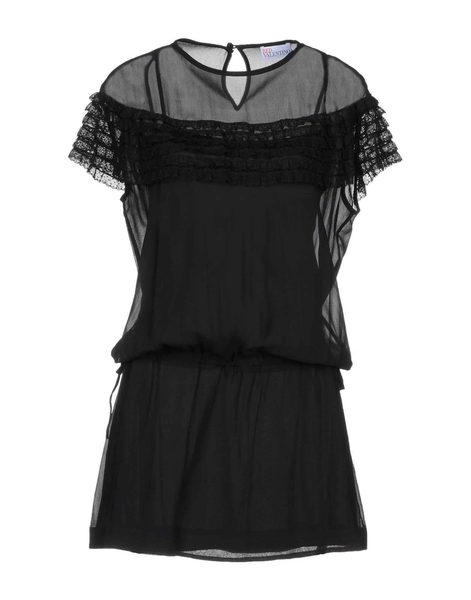REDValentino Короткое платье fornarina короткое платье