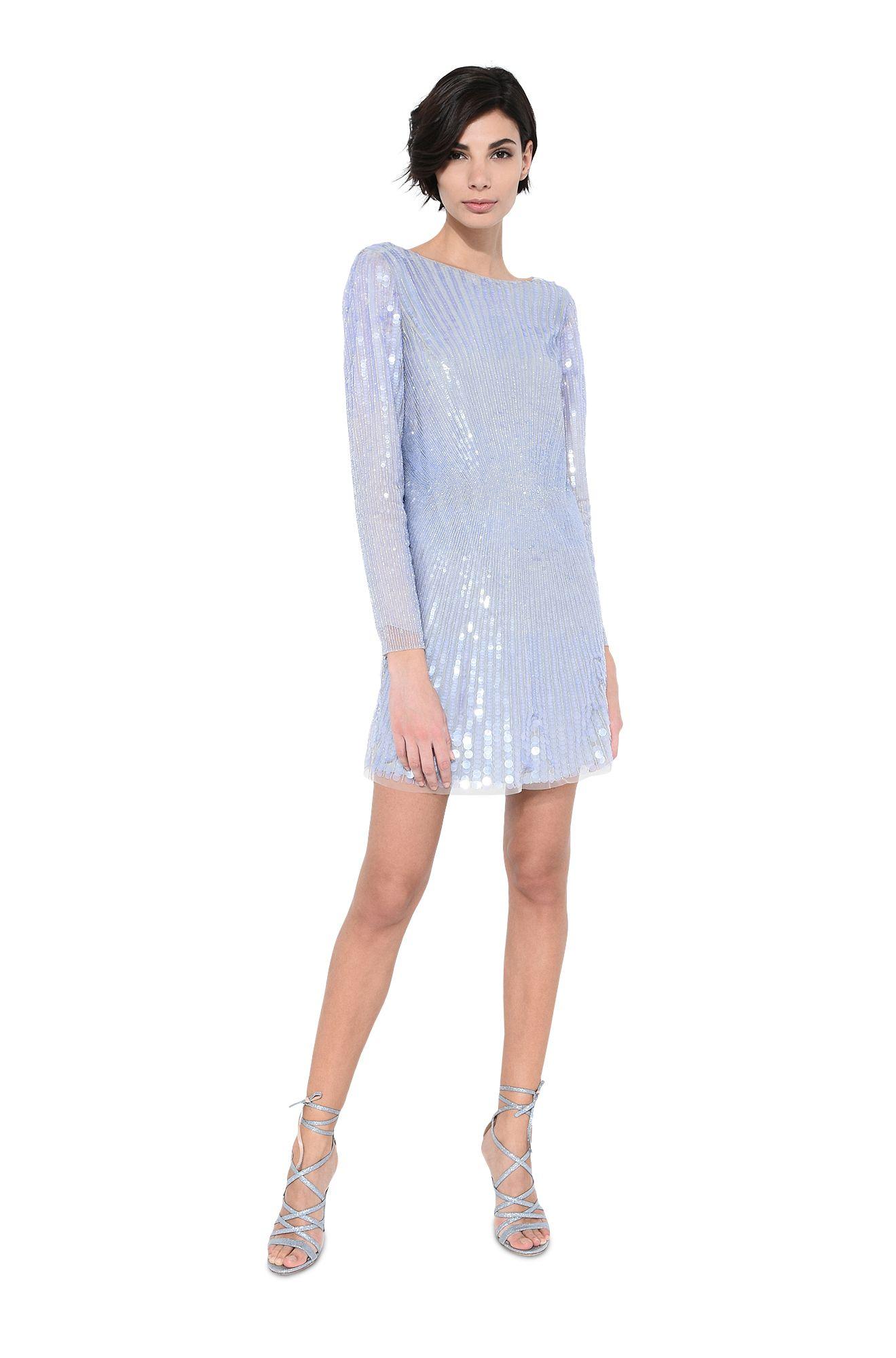 Mini dress paillettes