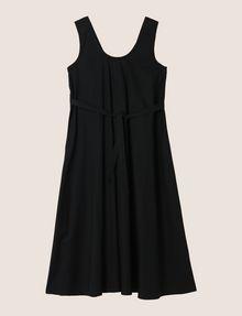 ARMANI EXCHANGE CROSS-STITCH POPLIN MIDI DRESS Midi dress Woman d
