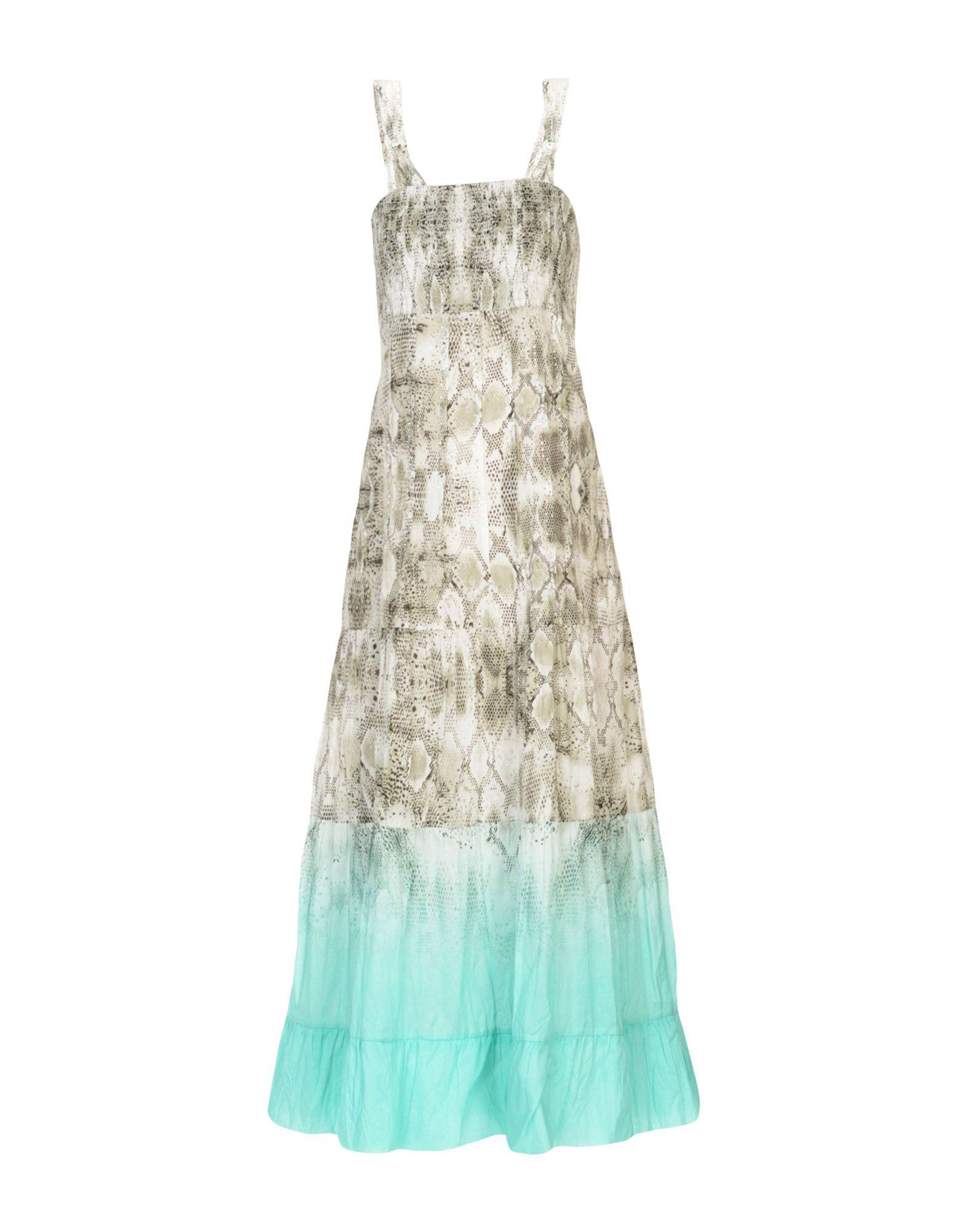 купить MARANI JEANS Длинное платье по цене 8400 рублей
