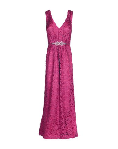 YOOX.COM(ユークス)BELLA RHAPSODY by VENUS BRIDAL レディース ロングワンピース&ドレス フューシャ 48 ポリエステル 100%