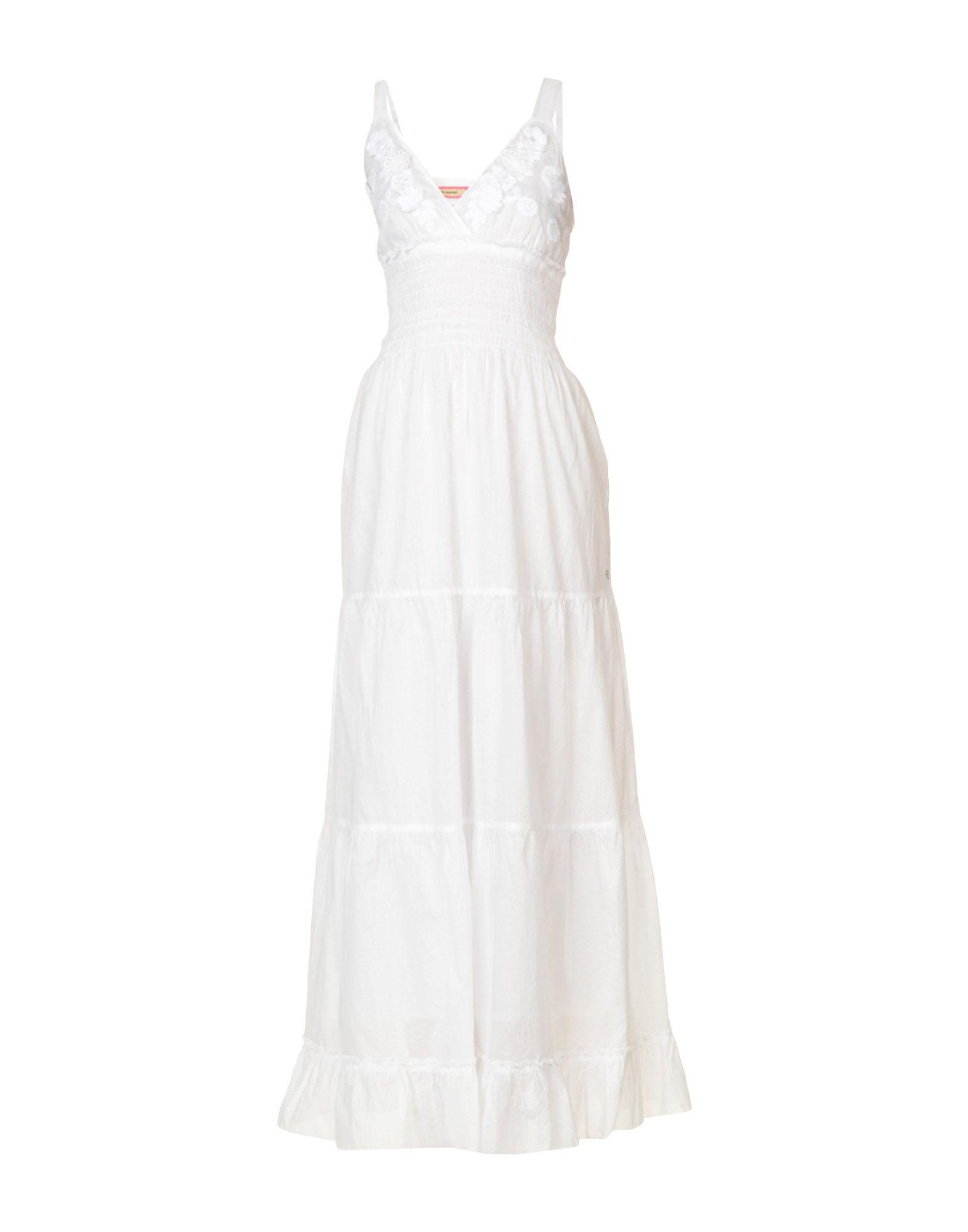 купить ANGELO MARANI Длинное платье по цене 15800 рублей