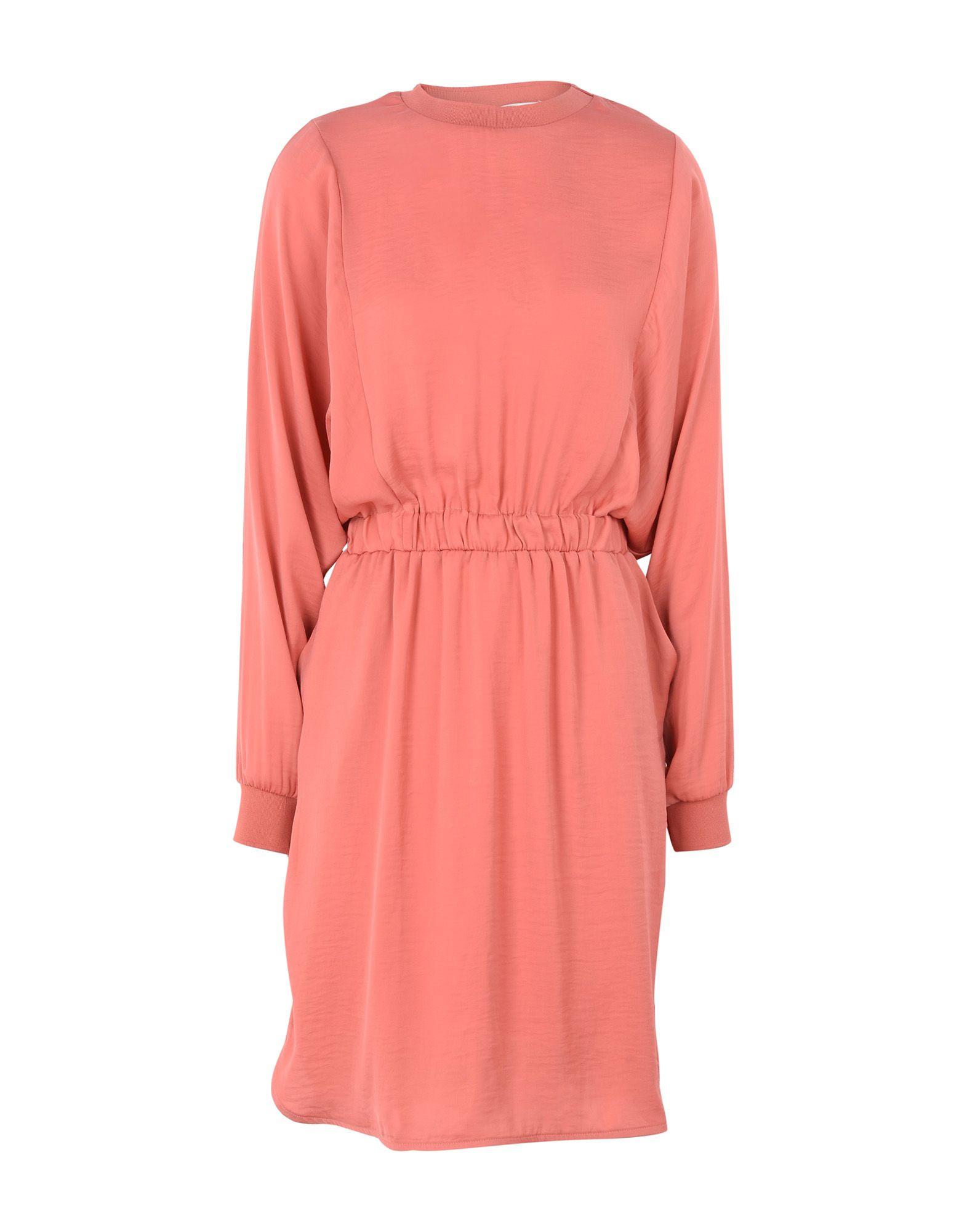 MOSS COPENHAGEN Короткое платье moss copenhagen пижама