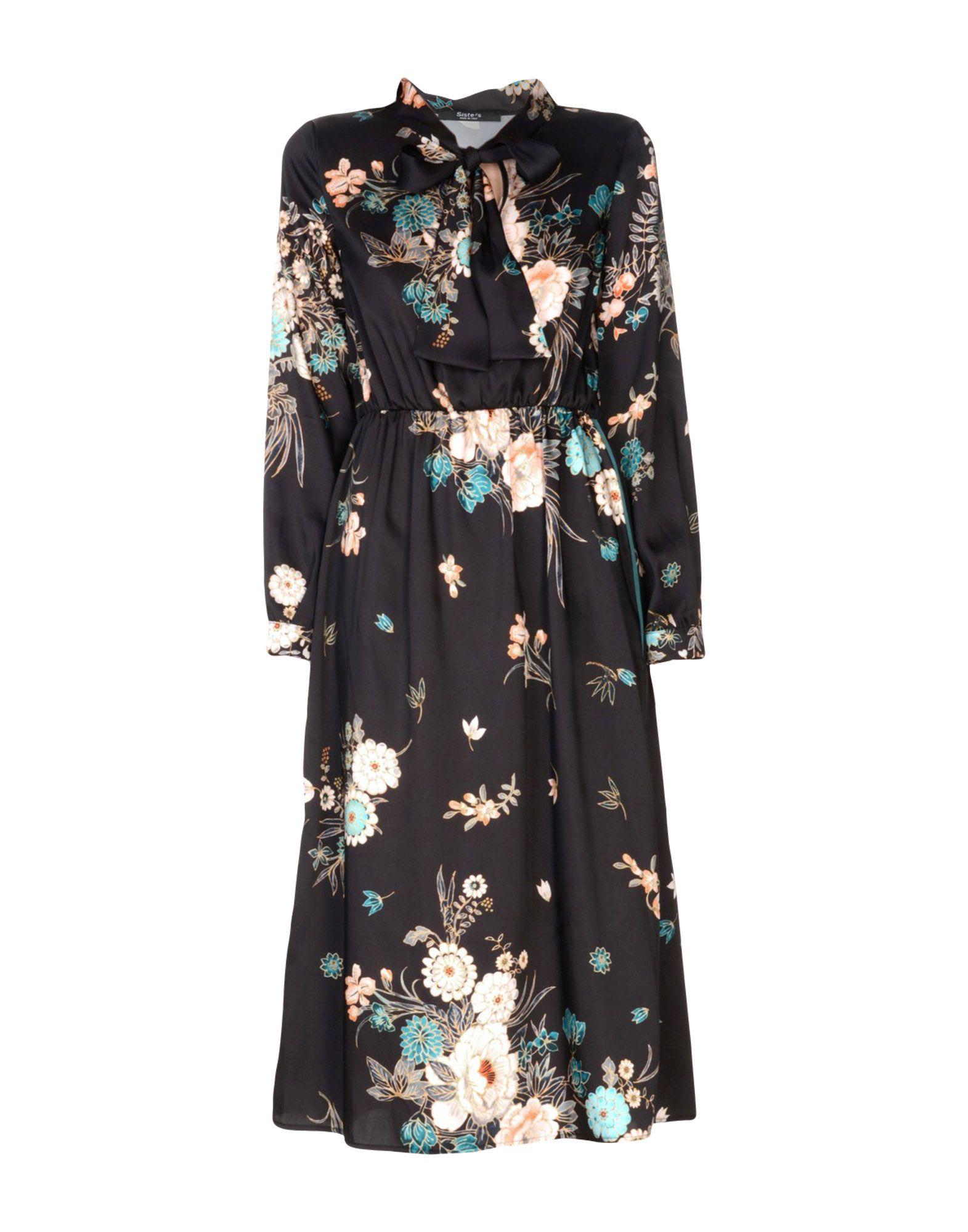 SISTE' S Платье длиной 3/4 стоимость