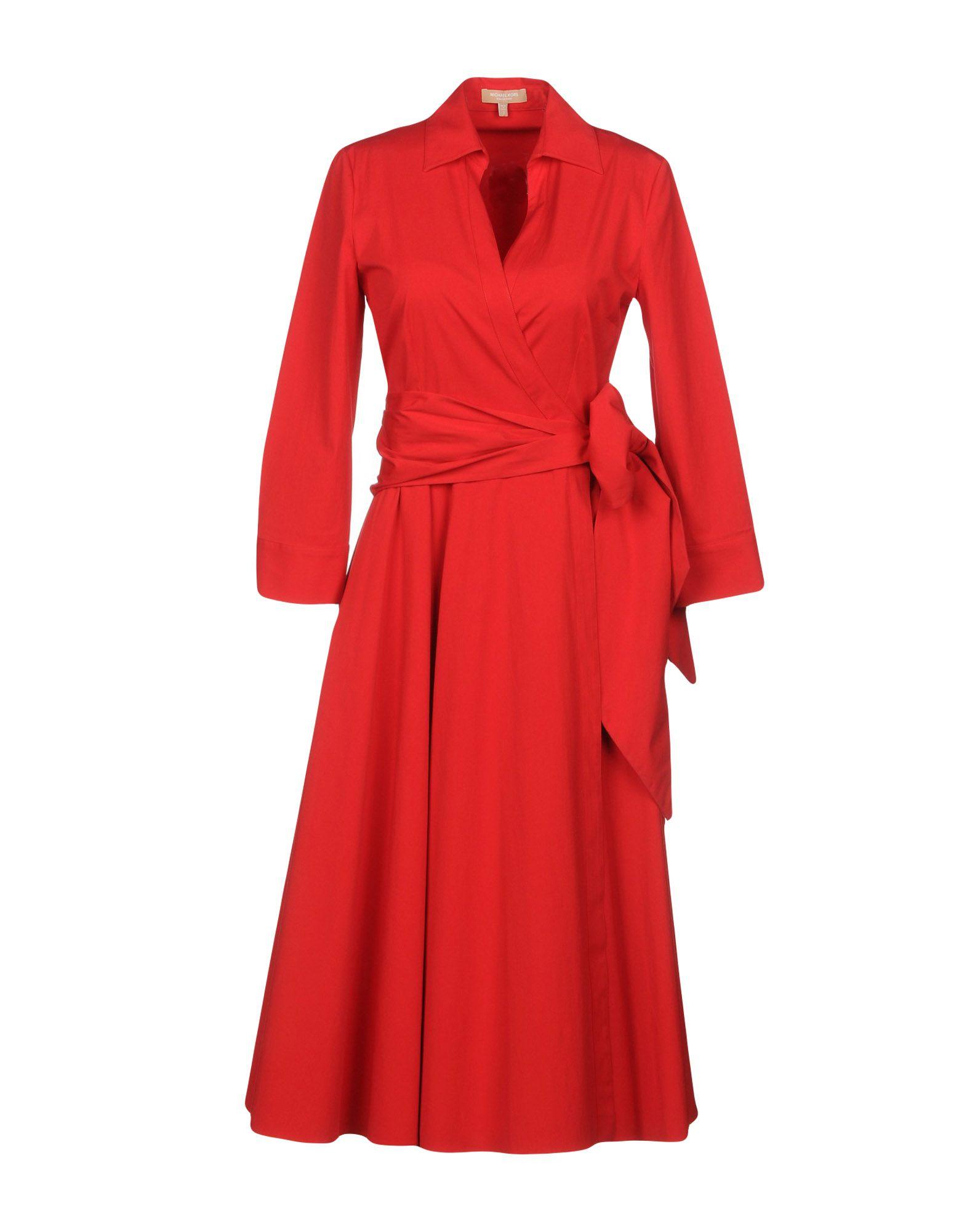 MICHAEL KORS COLLECTION Платье длиной 3/4 lisa corti платье длиной 3 4