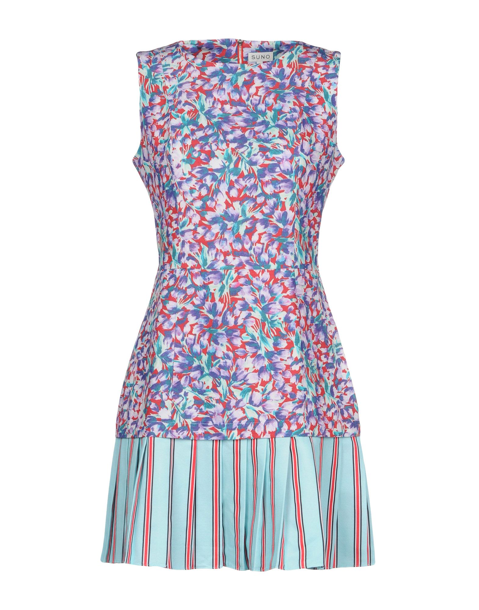 SUNO Короткое платье цены онлайн