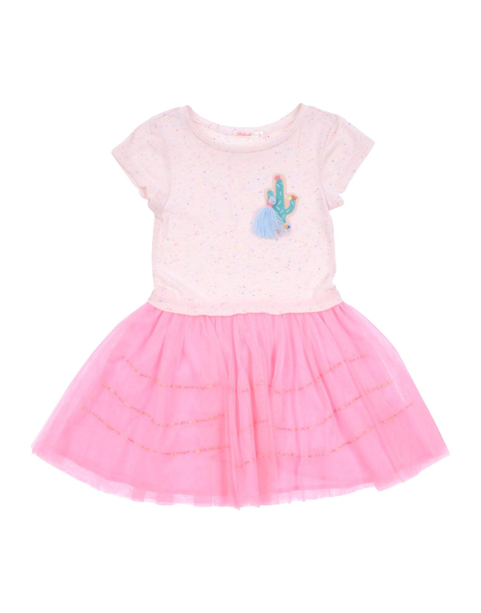 BILLIEBLUSH Платье платье нежно розовое billieblush ут 00008156