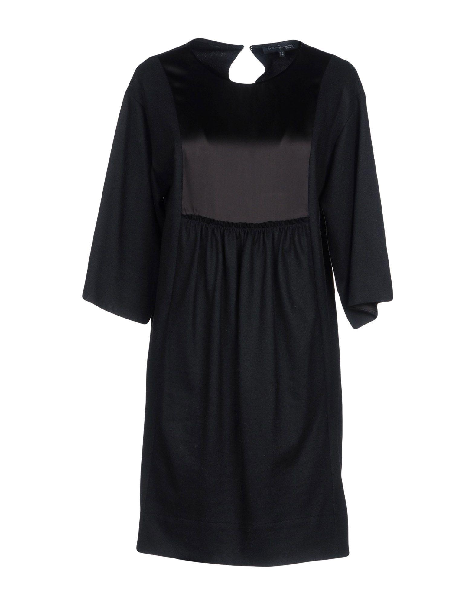 KATIA GIANNINI Короткое платье katia g короткое платье