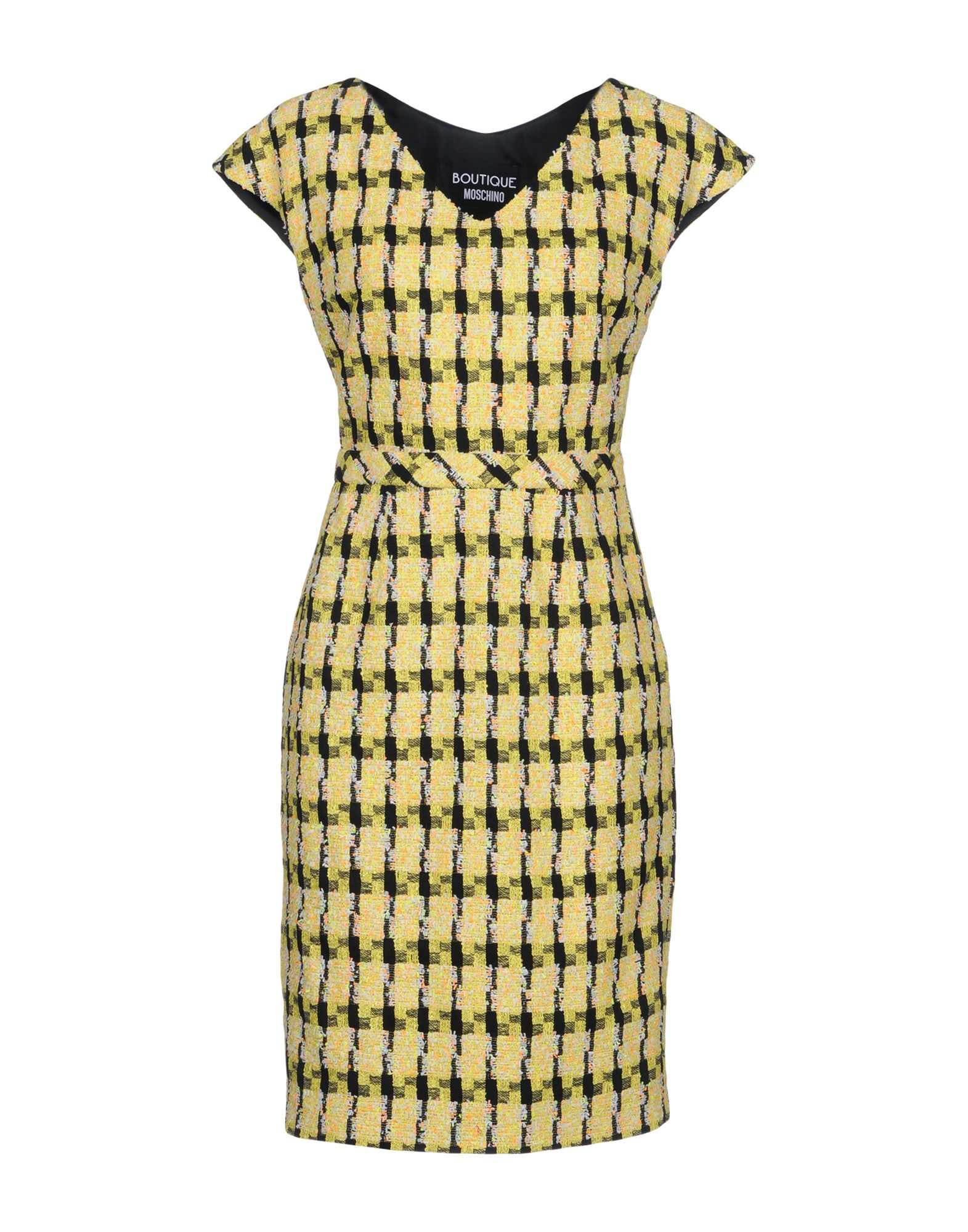 9550242093 MOSCHINO - Γυναικεία Φορέματα