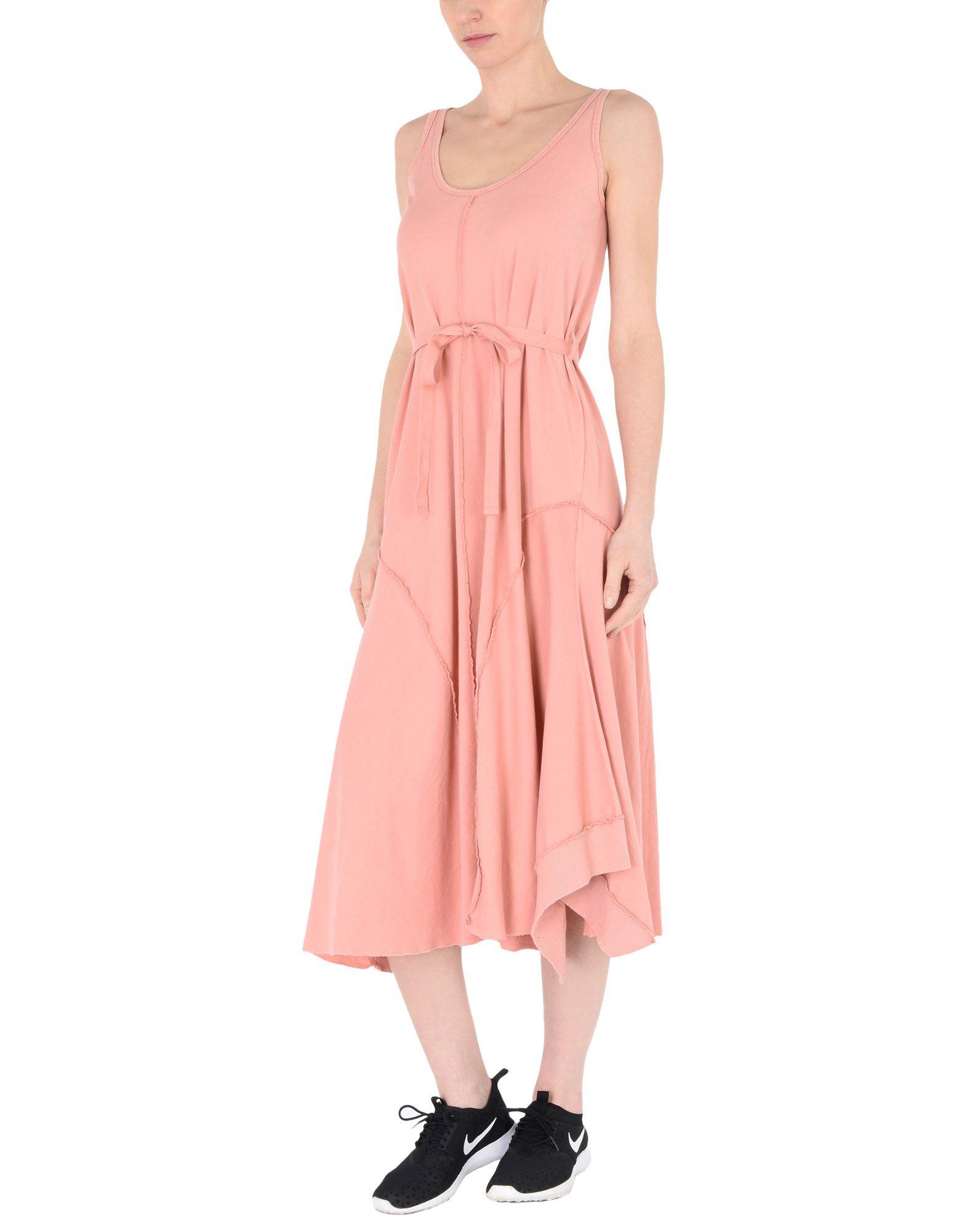 DEHA Платье длиной 3/4 lisa corti платье длиной 3 4