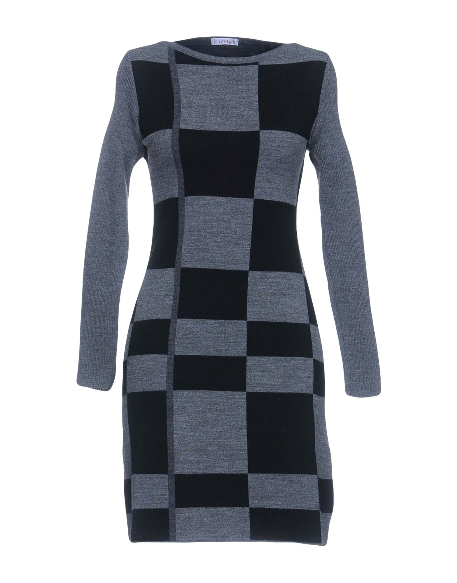 SETTE!8 Короткое платье боди linea di sette linea di sette li033egopa93