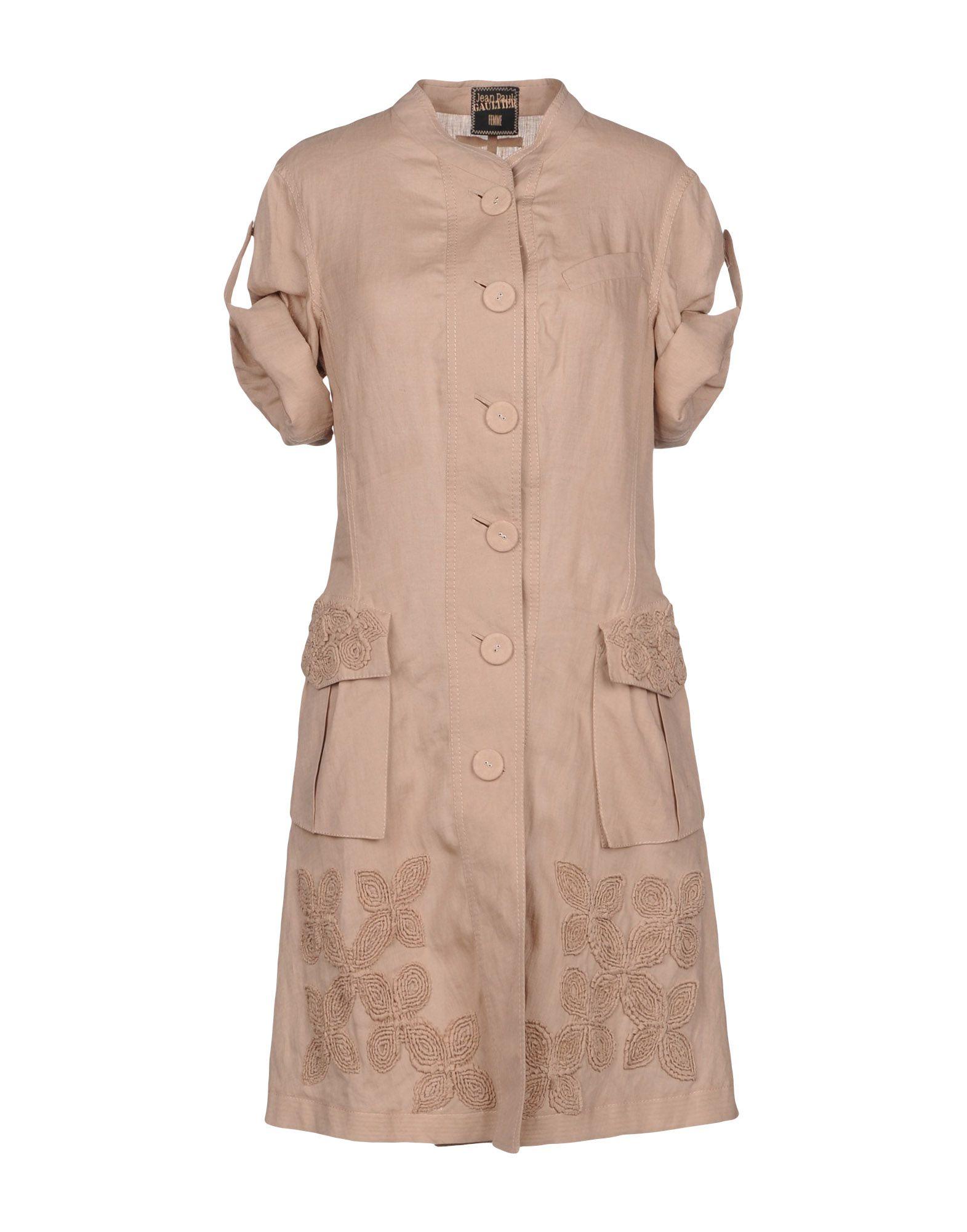 JEAN PAUL GAULTIER FEMME Короткое платье jean paul gaultier maille femme майка